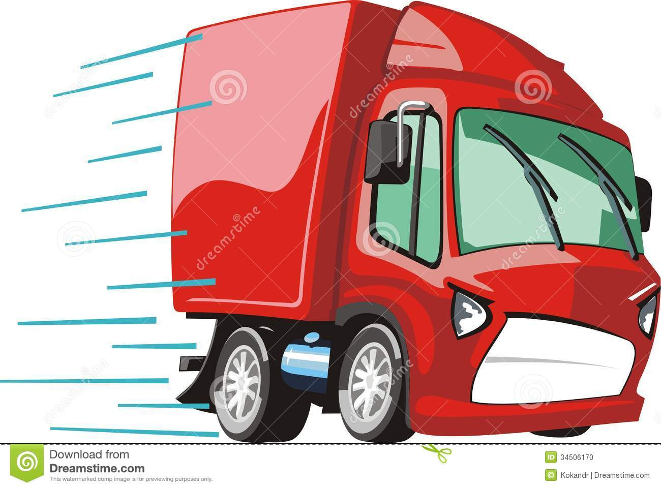 Fast Shipping Stock Vector. Illustration Of Service