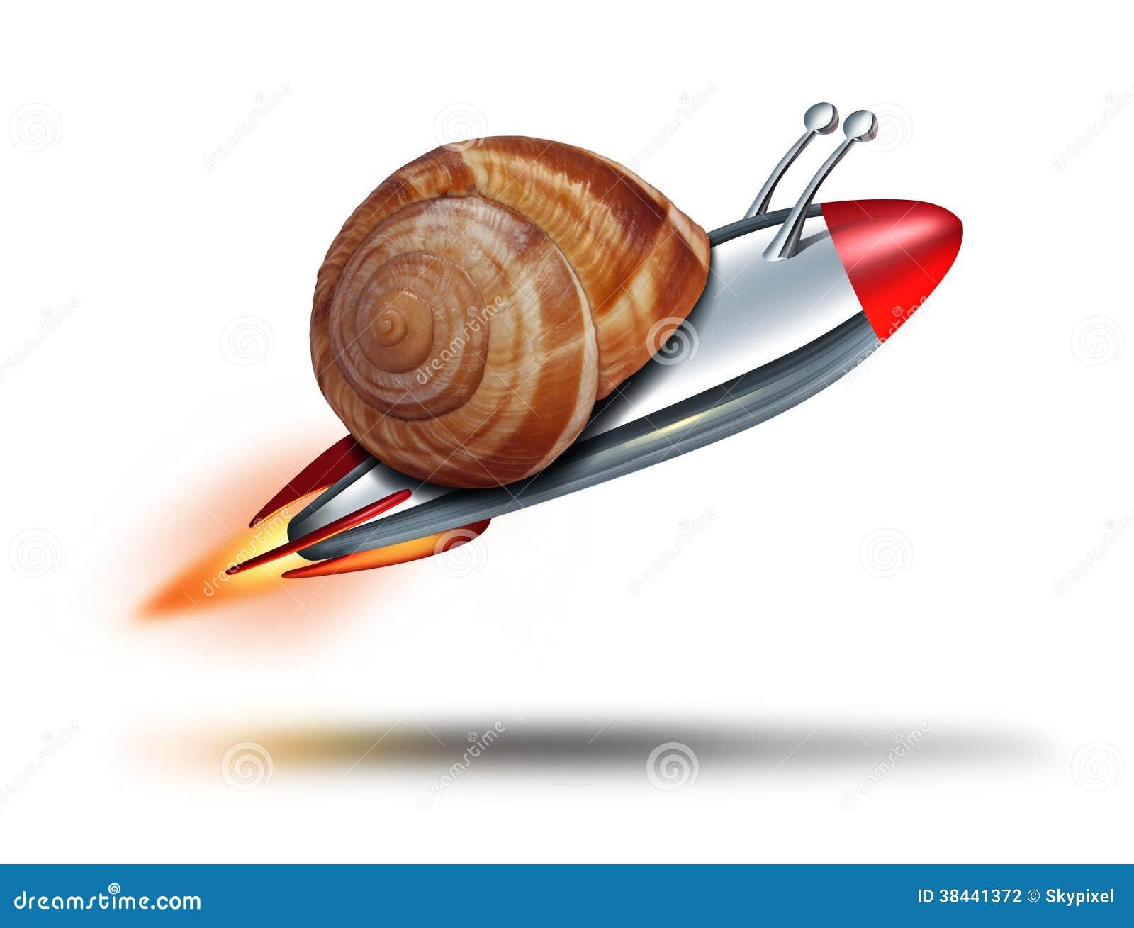 fast snail stock illustration image of evolve quick 38441372. Black Bedroom Furniture Sets. Home Design Ideas