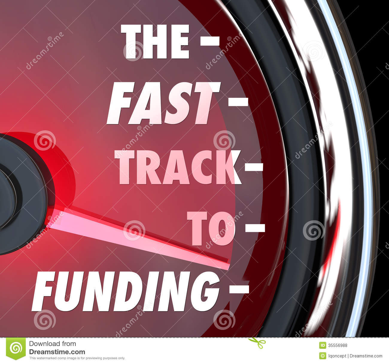 the fast track to funding speed quick funded start up stock