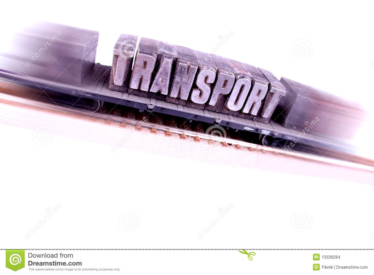 f7347c7284a9 Fast Transport on Railway stock photo. Image of childhood - 13339284