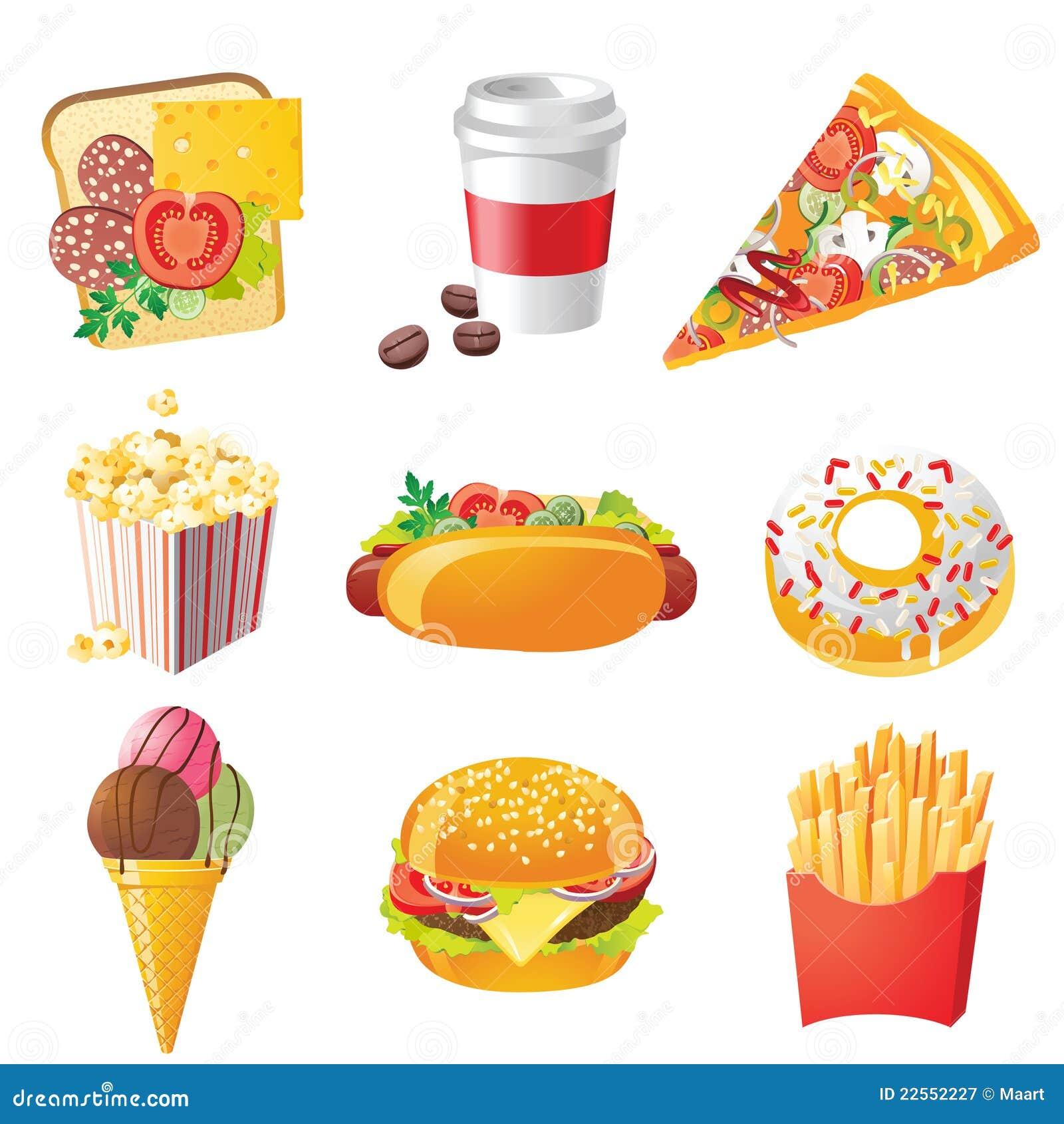 Vocabulario Para Fast Food