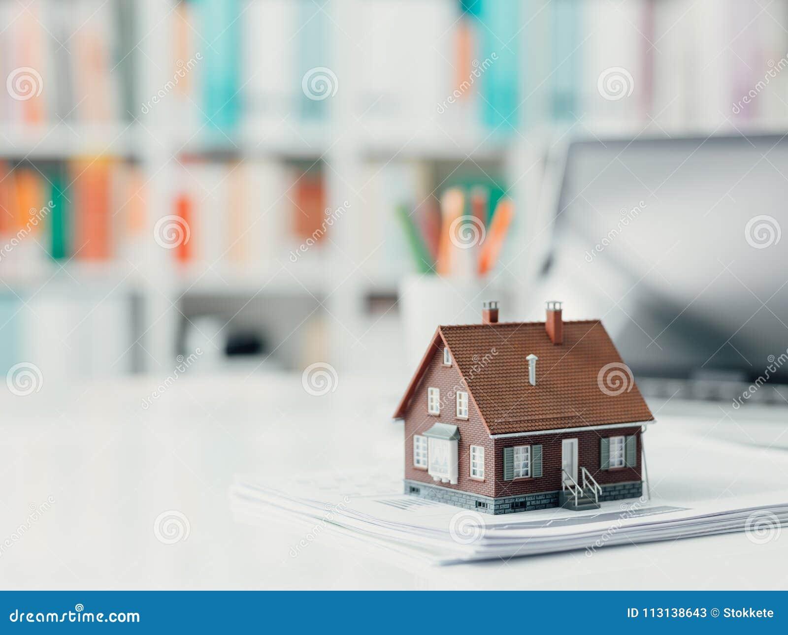 Fastighet och bostadslån