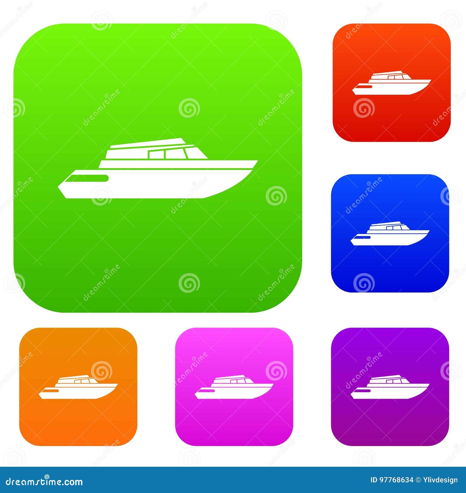Fastställd samling för Powerboat