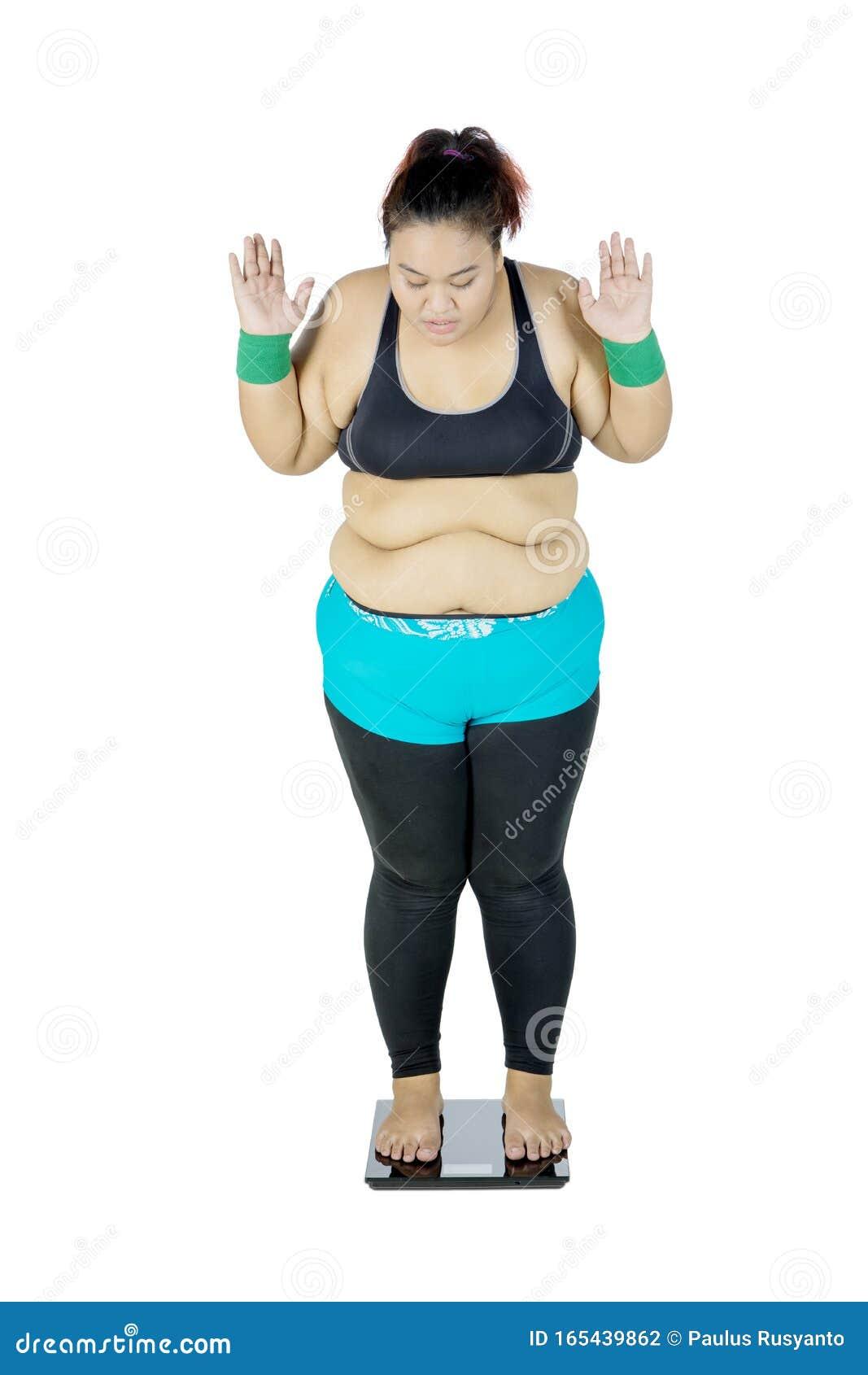 Fat Asian Woman