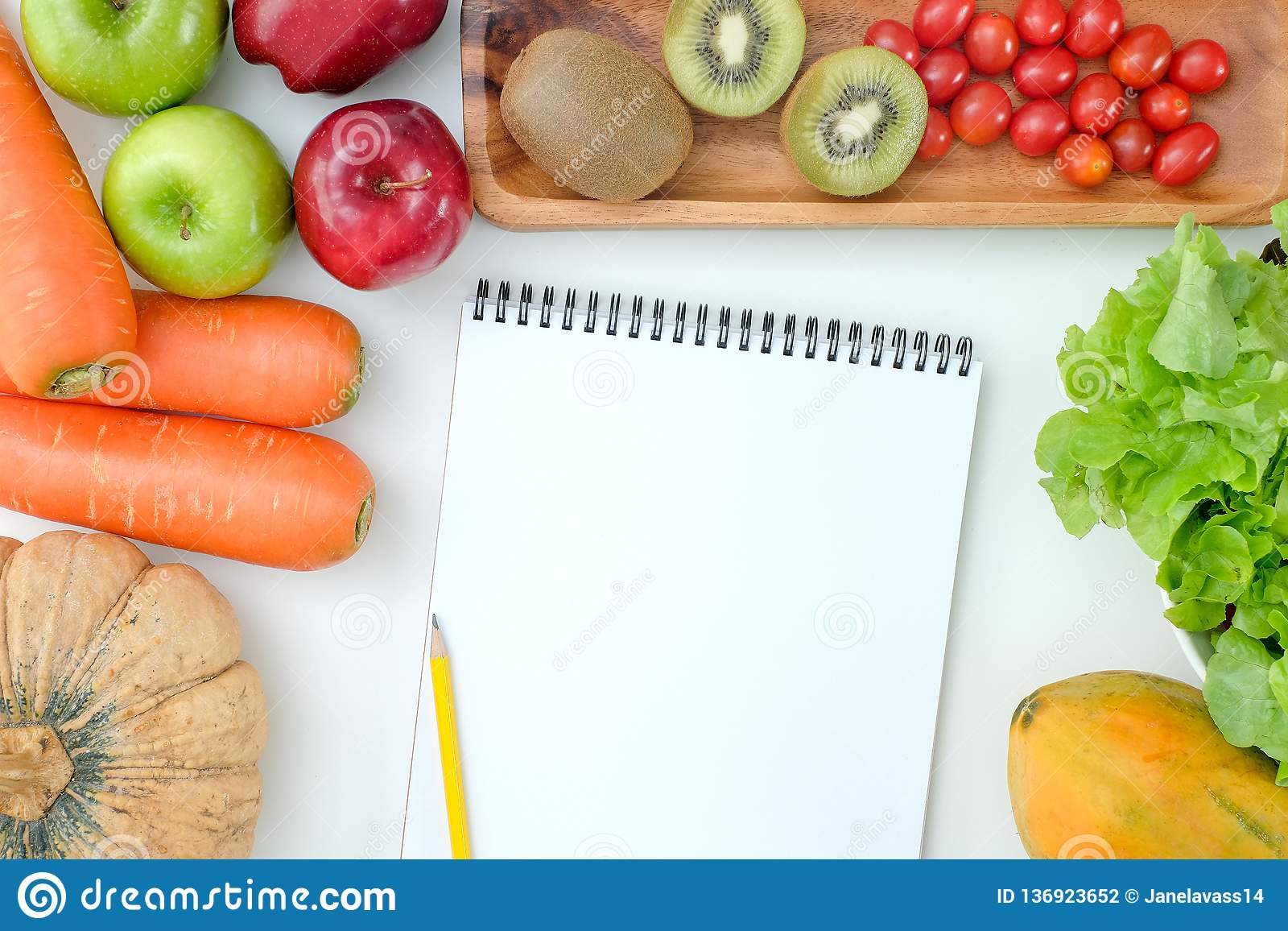 Fat Healthy Weight Loss Healthy Low Carbs Stock Photo