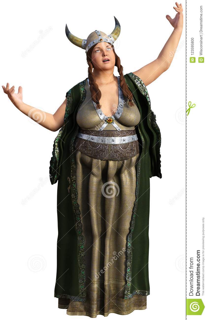 Fat Lady Sings, Viking, Isolated