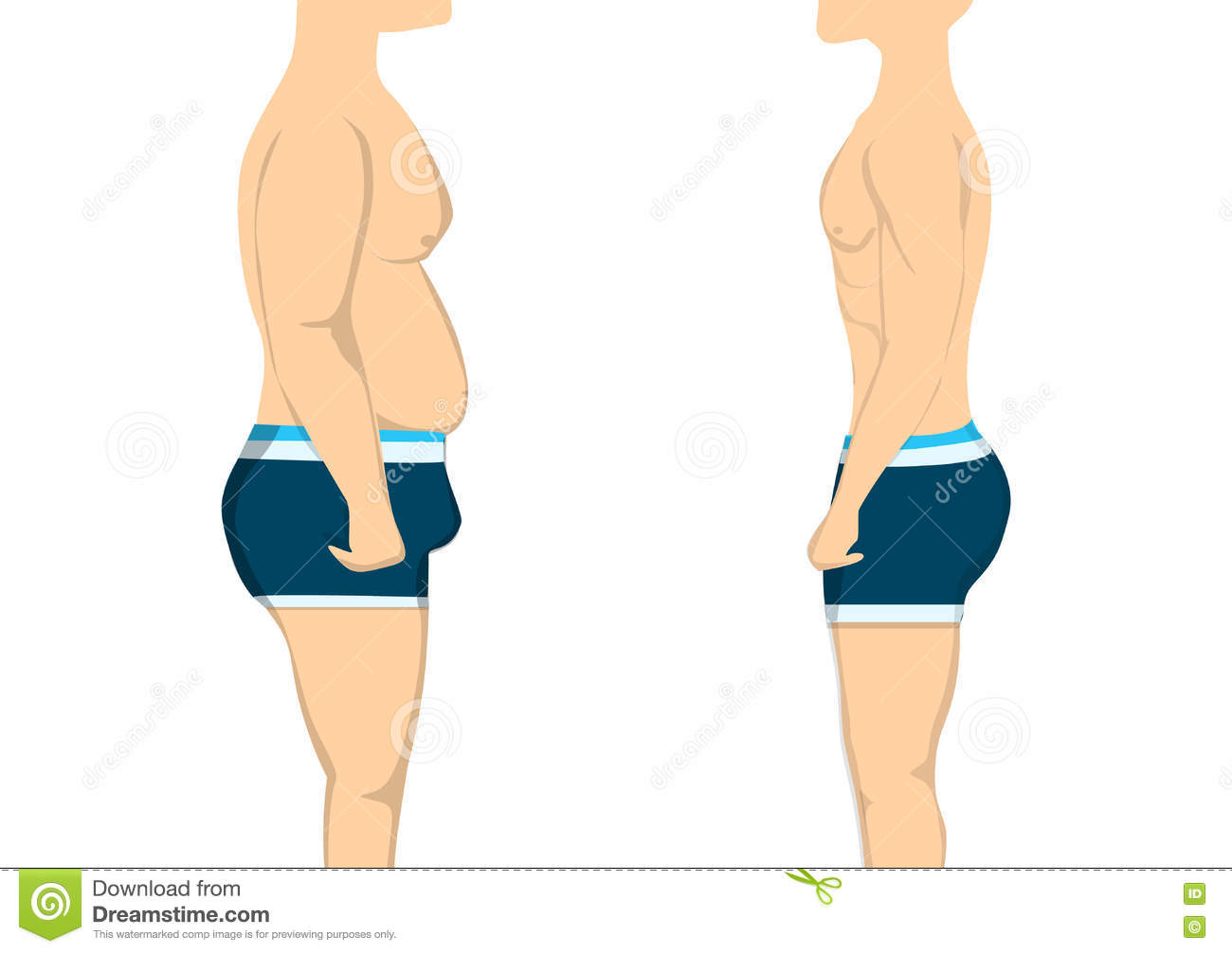 cellulite before after
