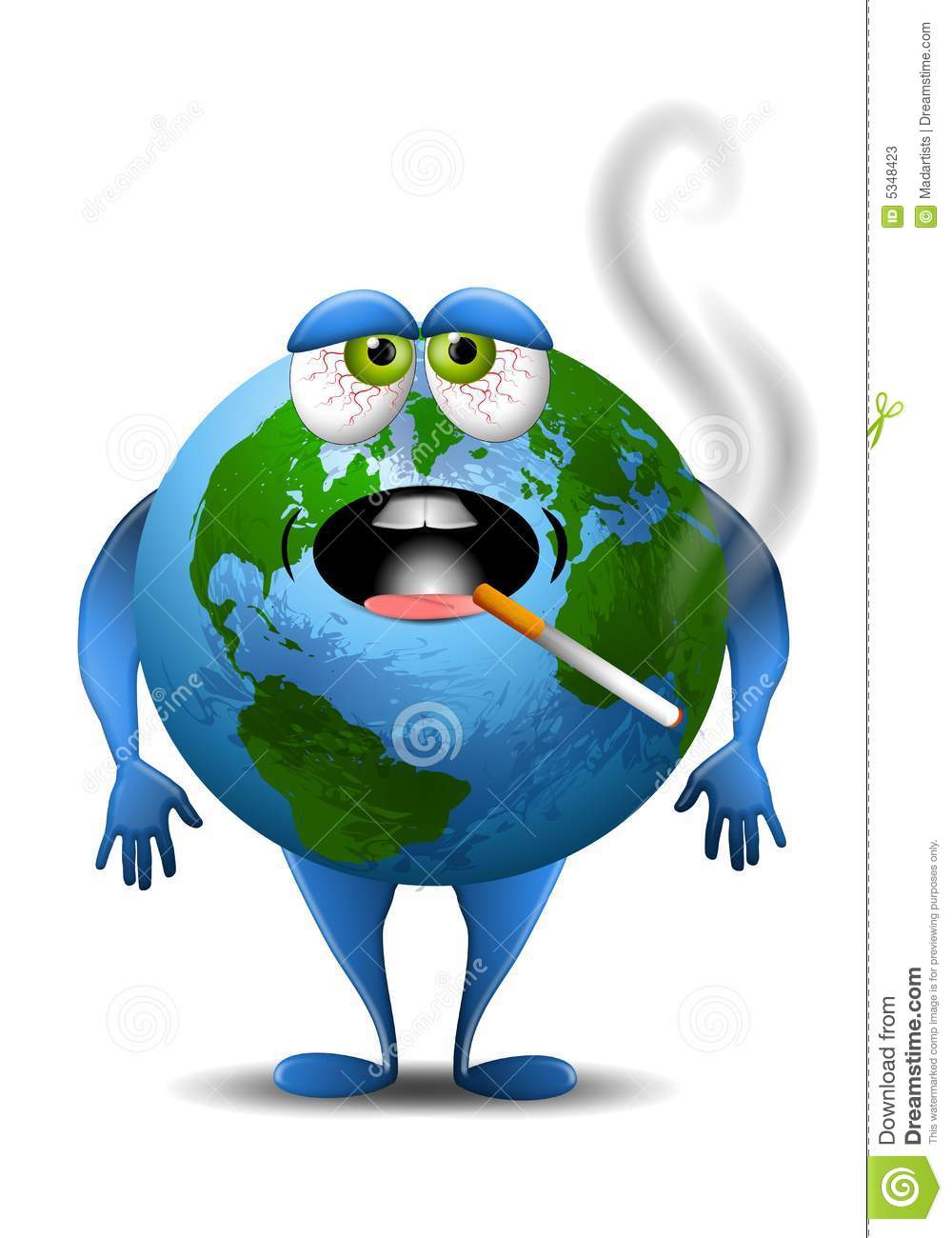 Fat Unhealthy Overweight Earth