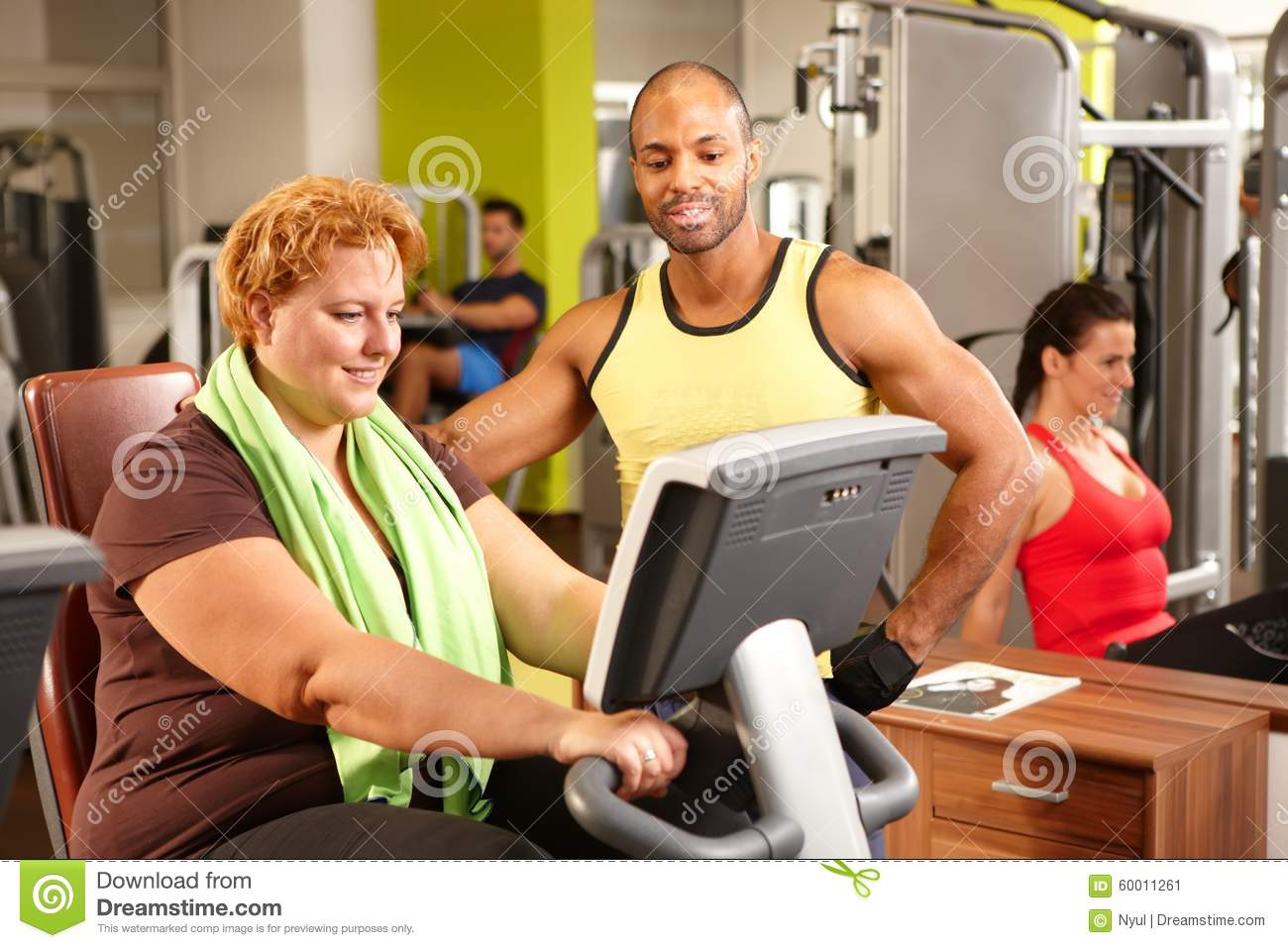 Personal trainer dating fat girl