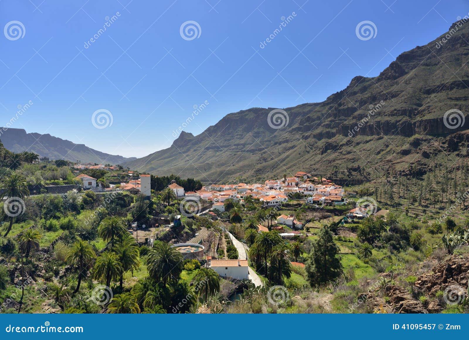 Hotel Fataga Gran Canaria