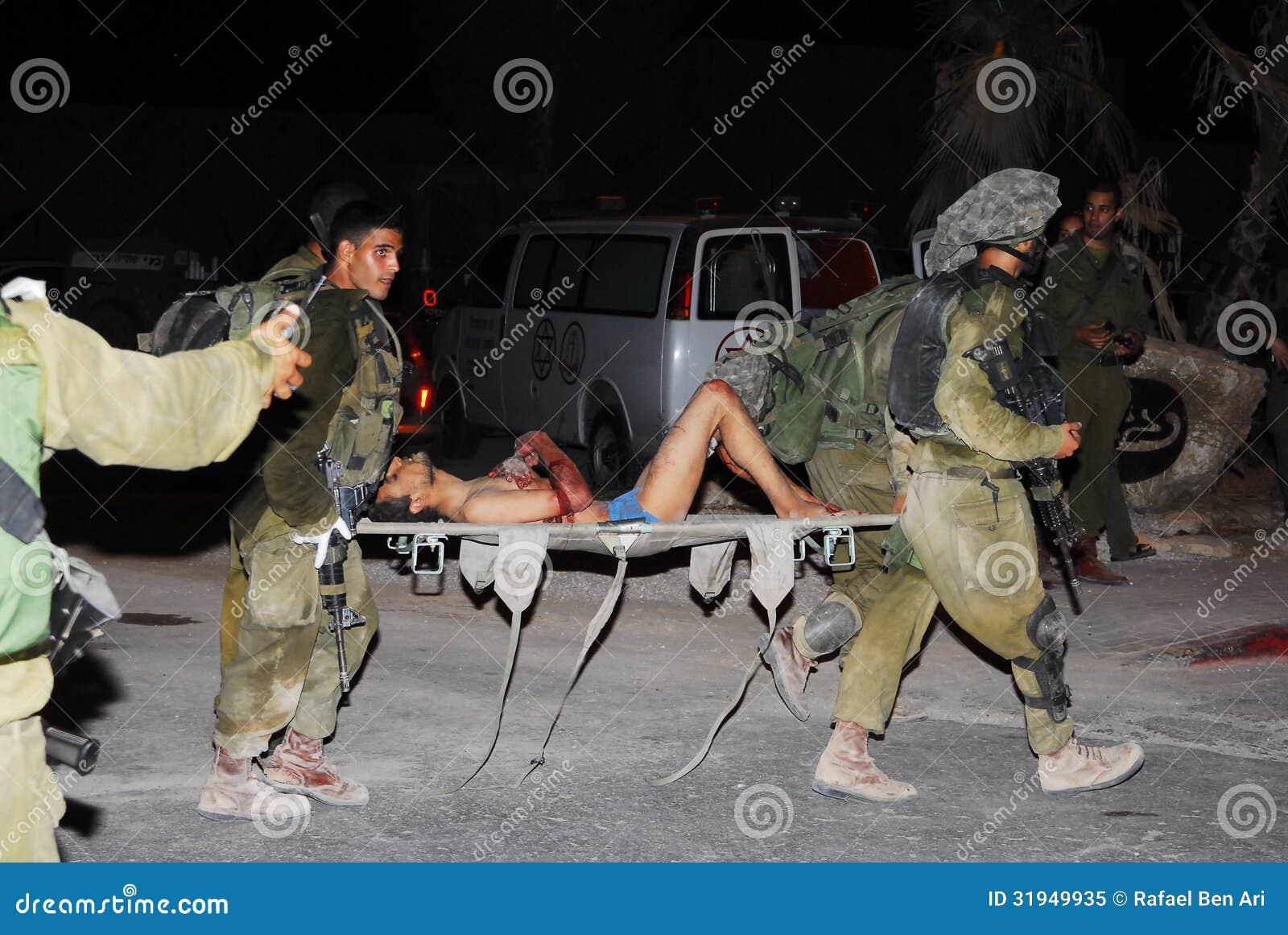 150 Fatah Men Enter Israel After som flyr Gaza våld