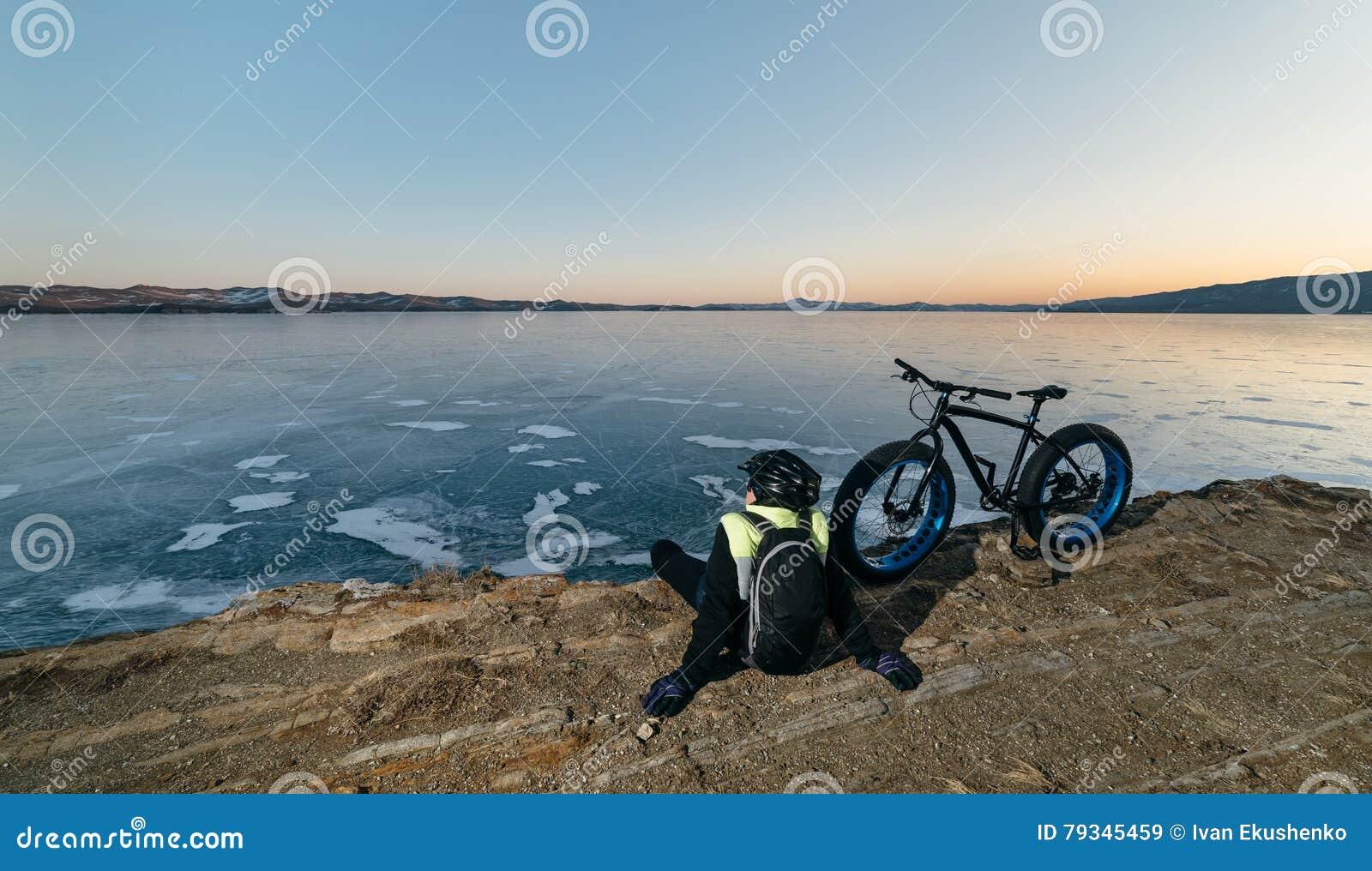 Fatbike fat bike or fat-tire bike
