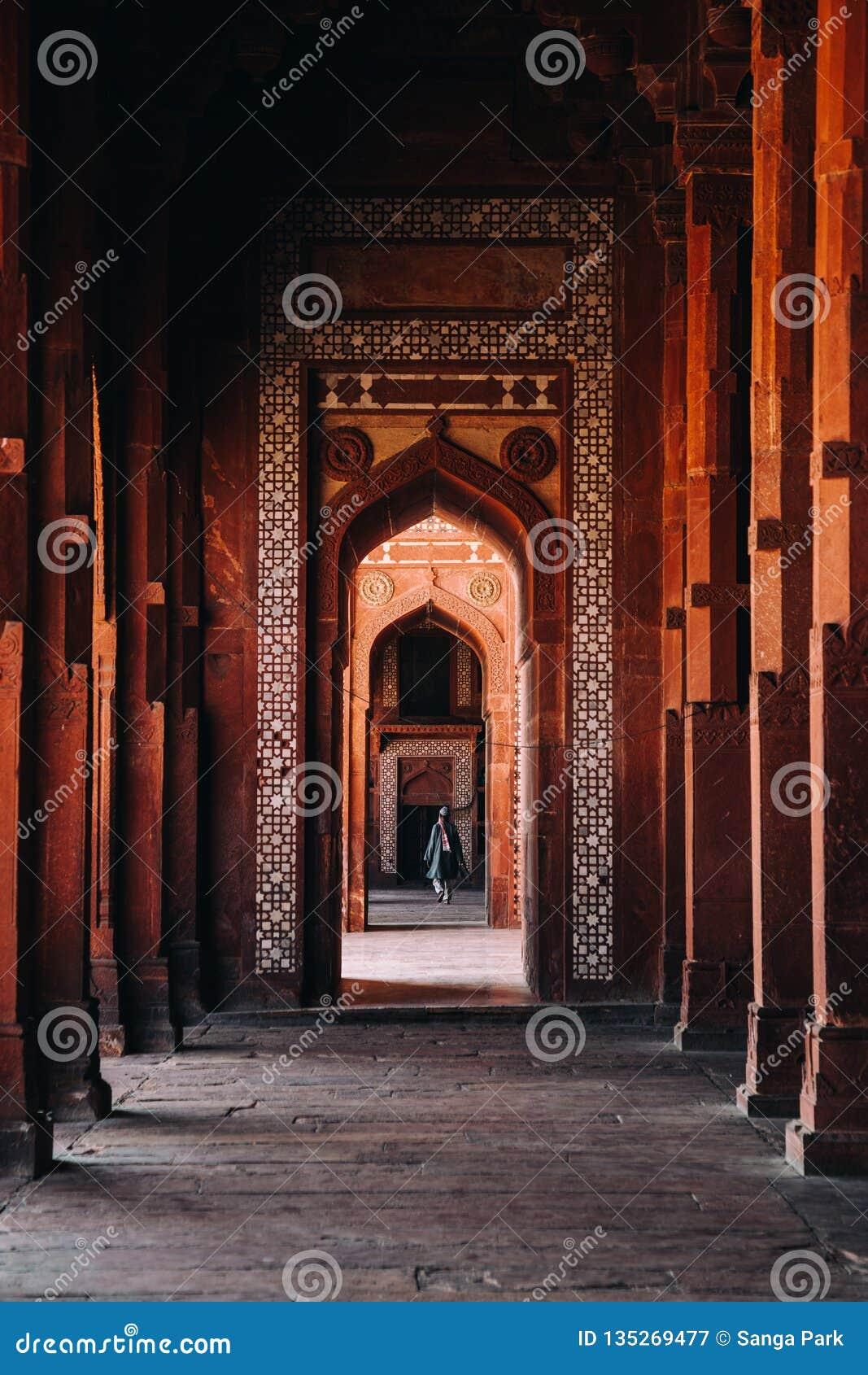 Fatehpur Sikri, Jama Masjid meczet w India