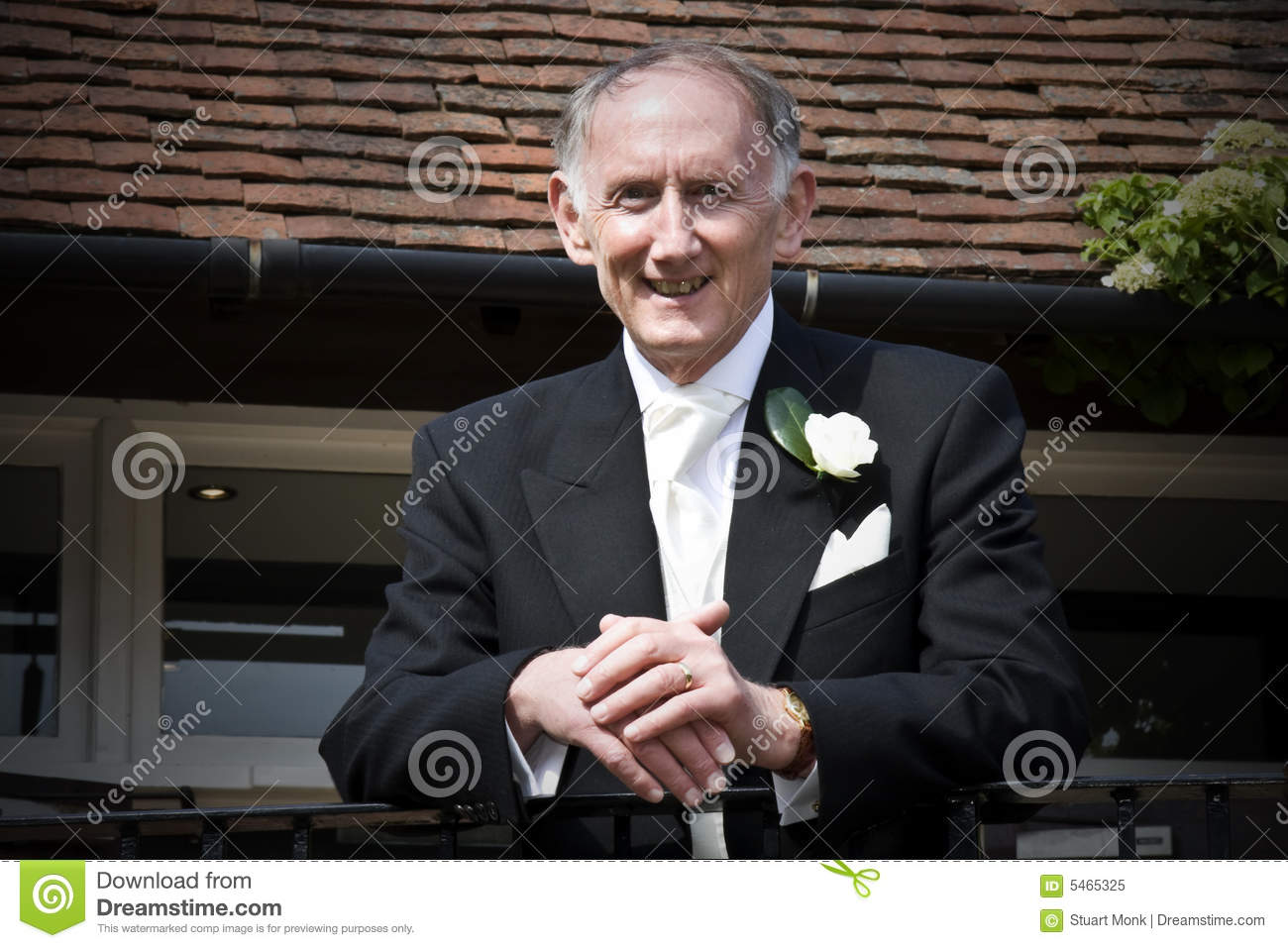 father of the bride stock image image of jacket vignette 5465325