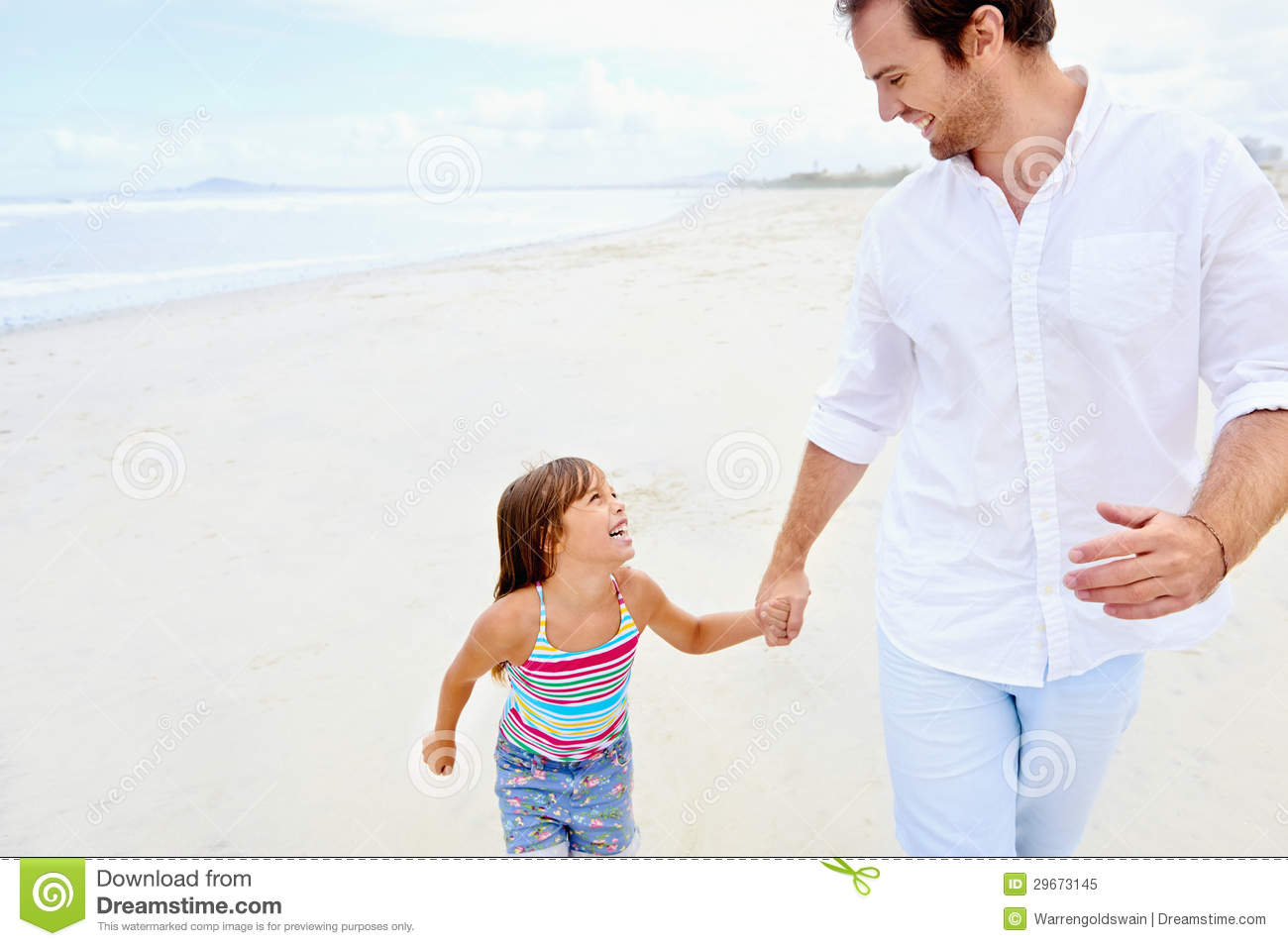 father daughter love stock image image of affection 29673145