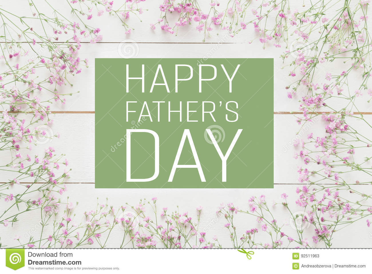 Father`s day background