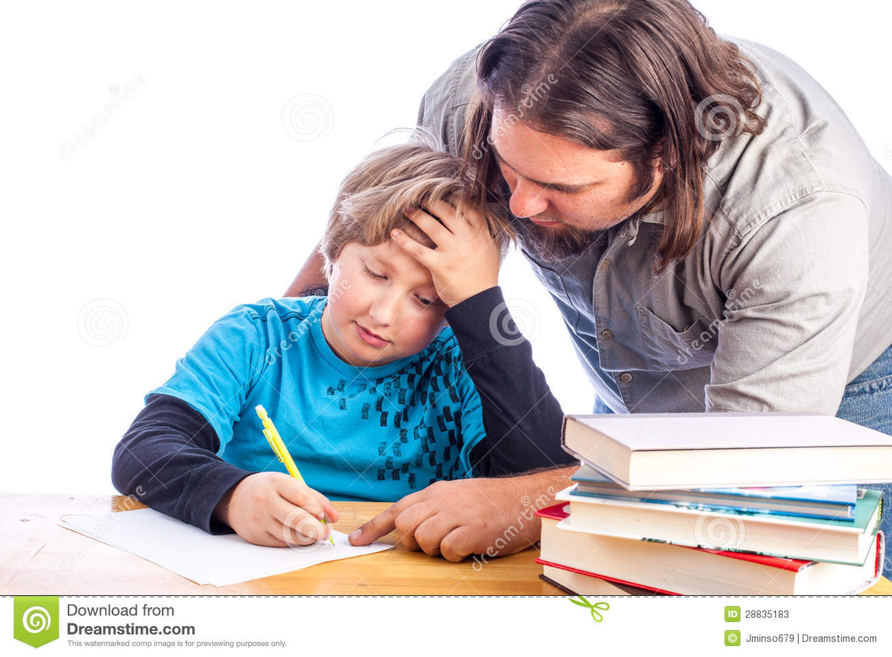 Father and son essay