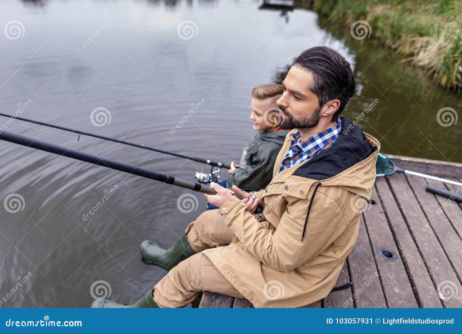 Daddy rod down