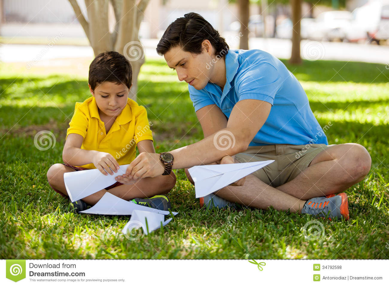 fathers essay The author helped his son prepare for an essay on his 1997 novel enduring love ,  so this lad was studying his own father's book for a-level.