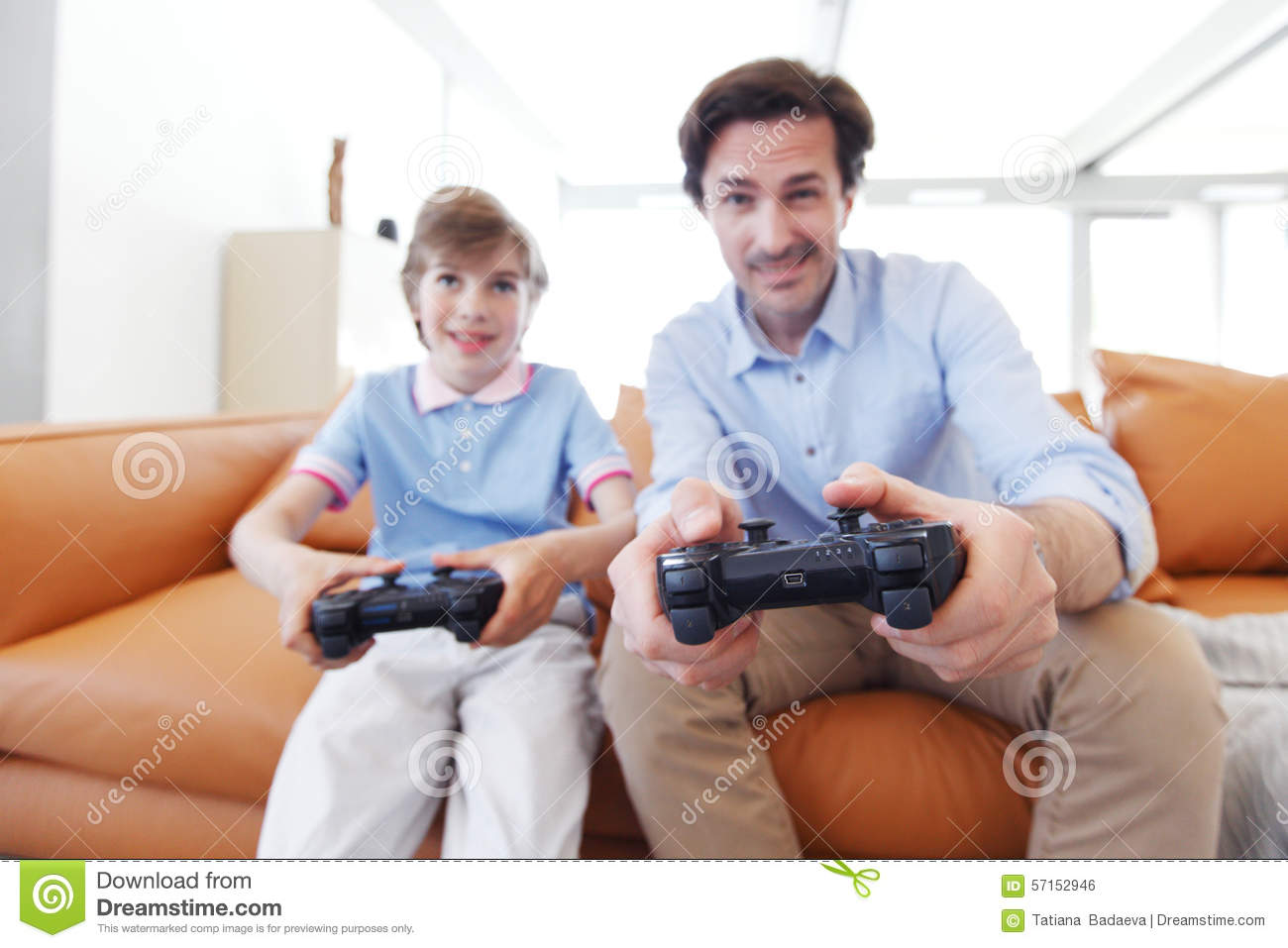 how to play father and son