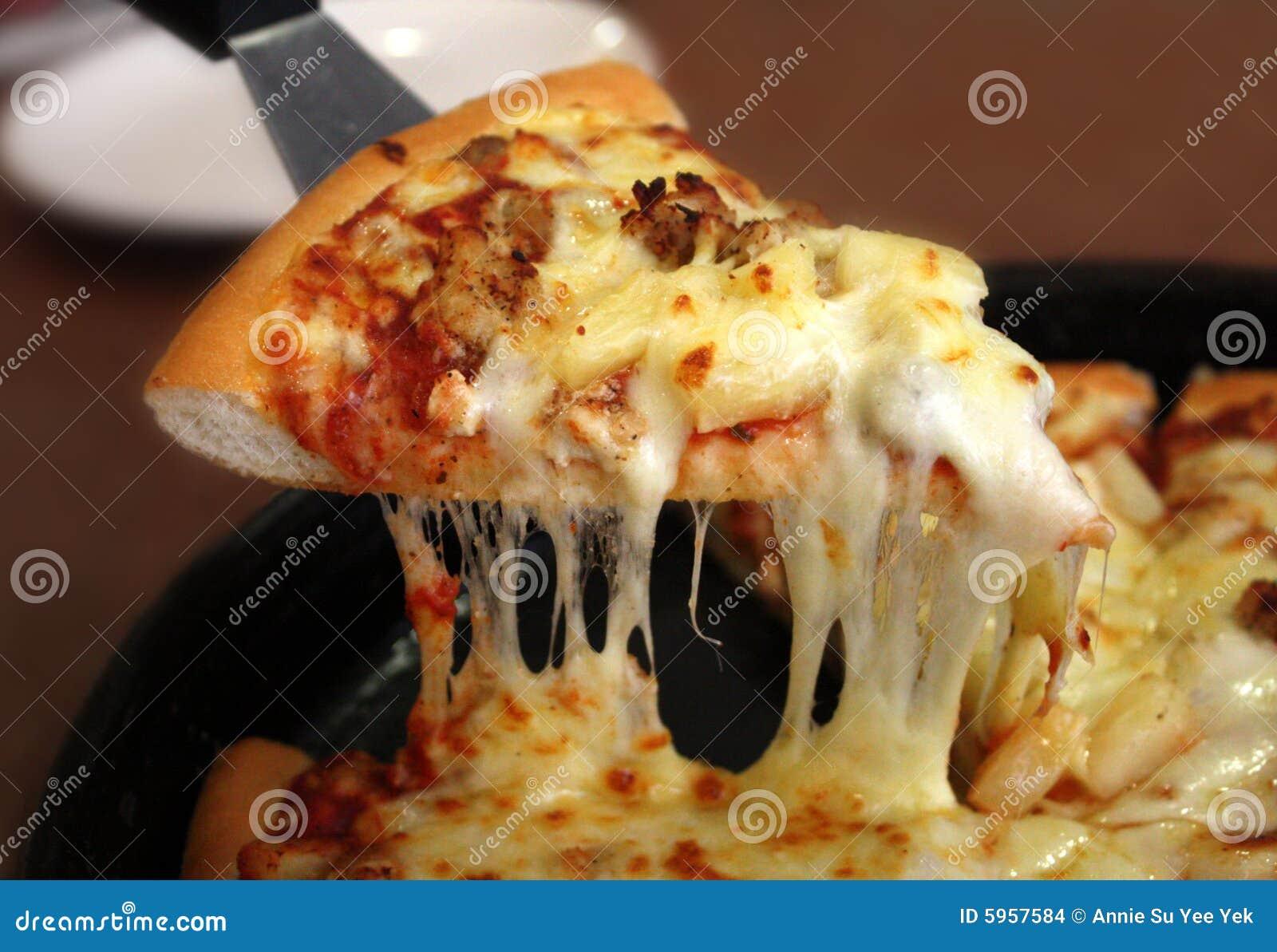 Fatia da pizza