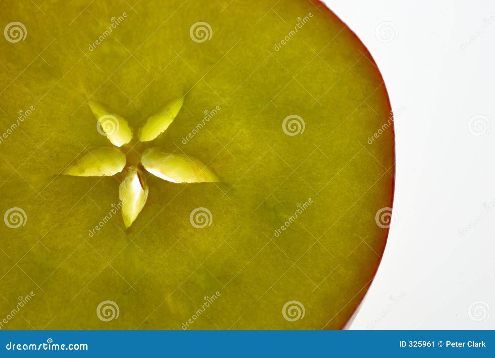 Fatia de Apple