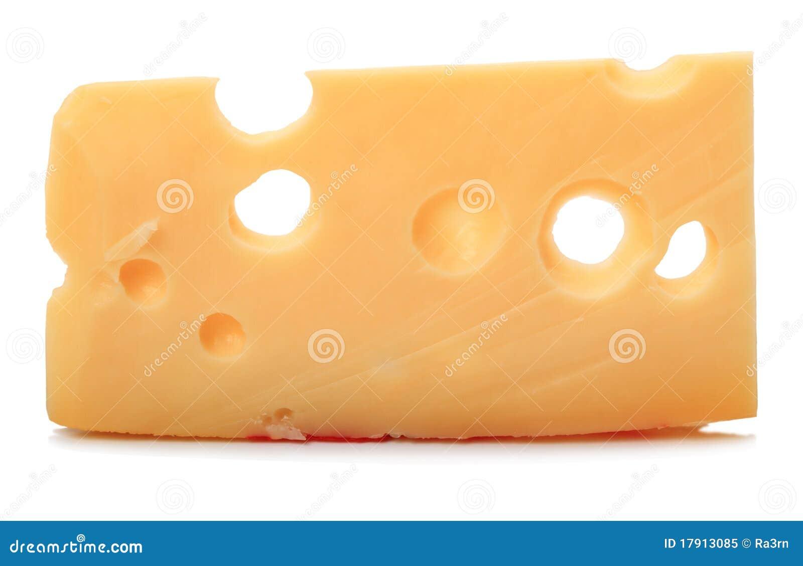 Fatia de queijo