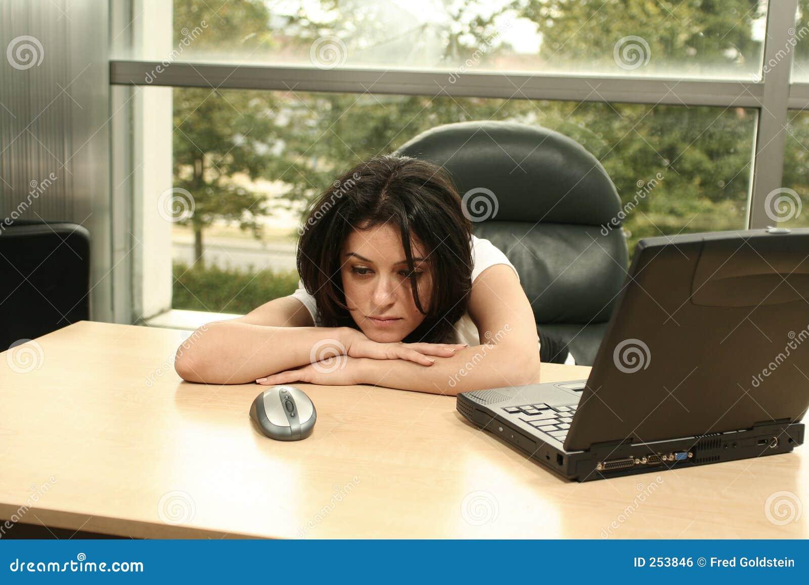 Fatigué au travail