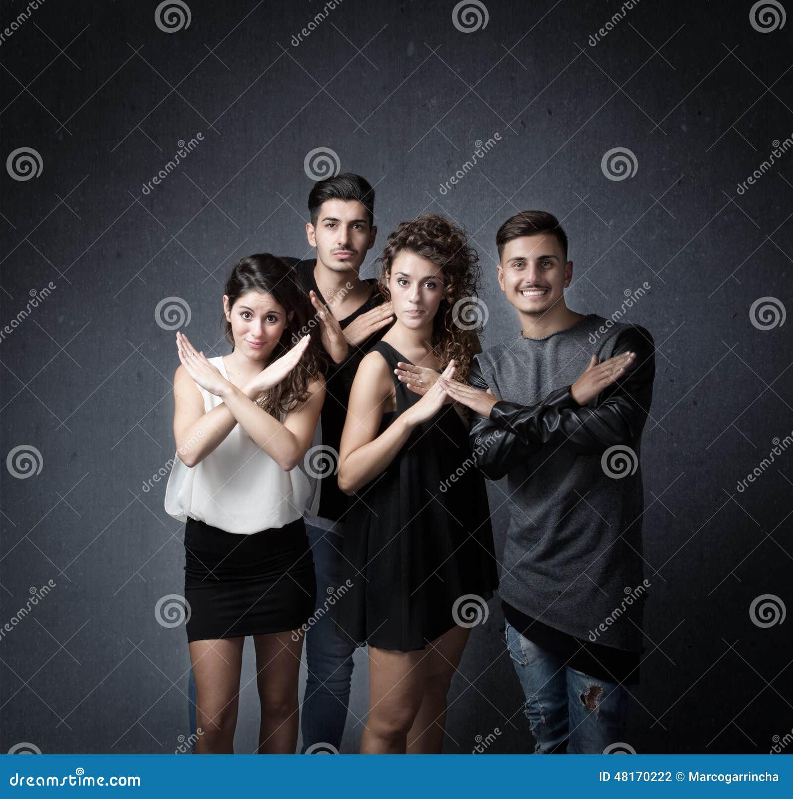 Fattore x per negli gli amici esperti