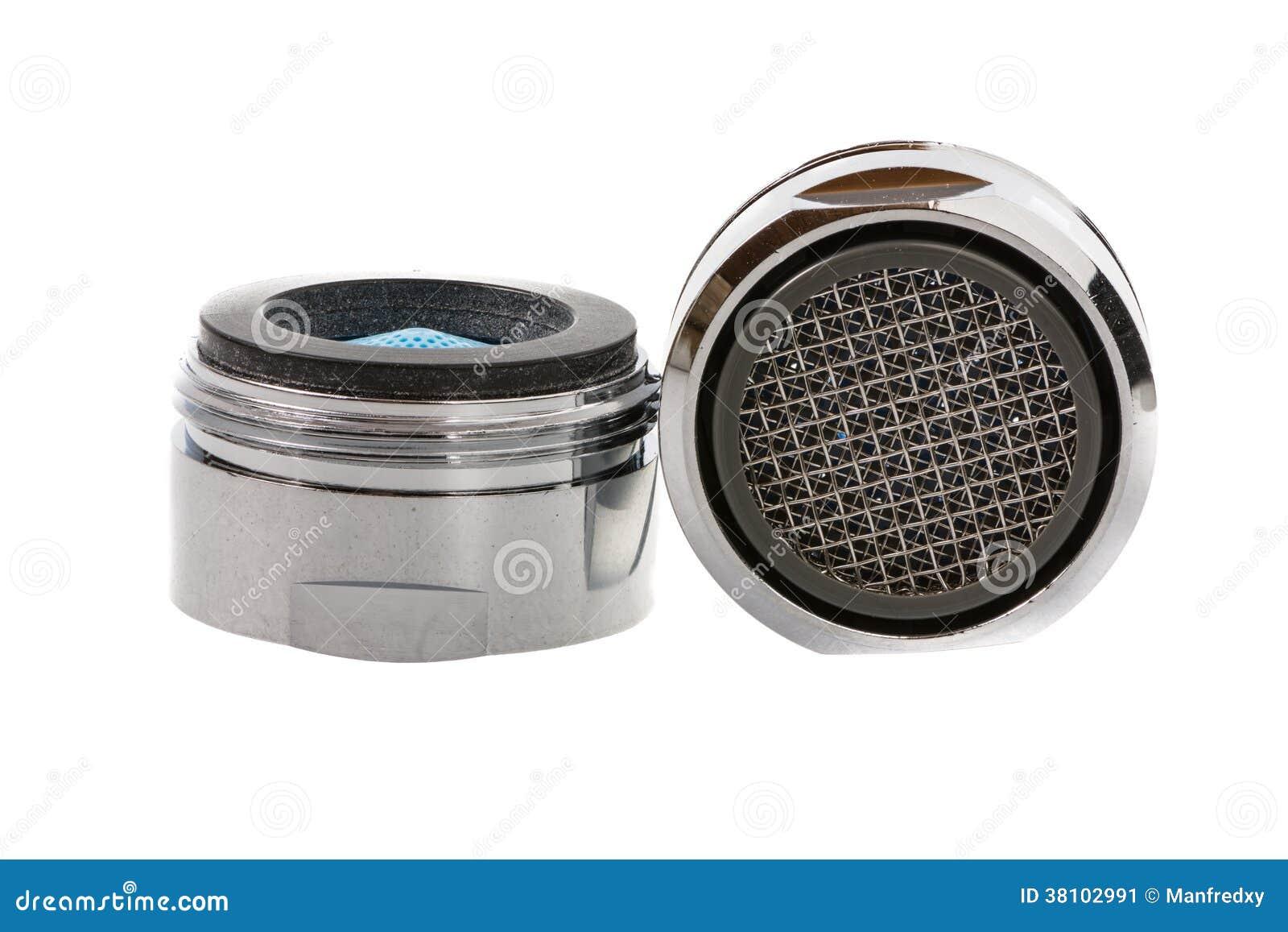 Faucet Aerators Stock Image Image 38102991