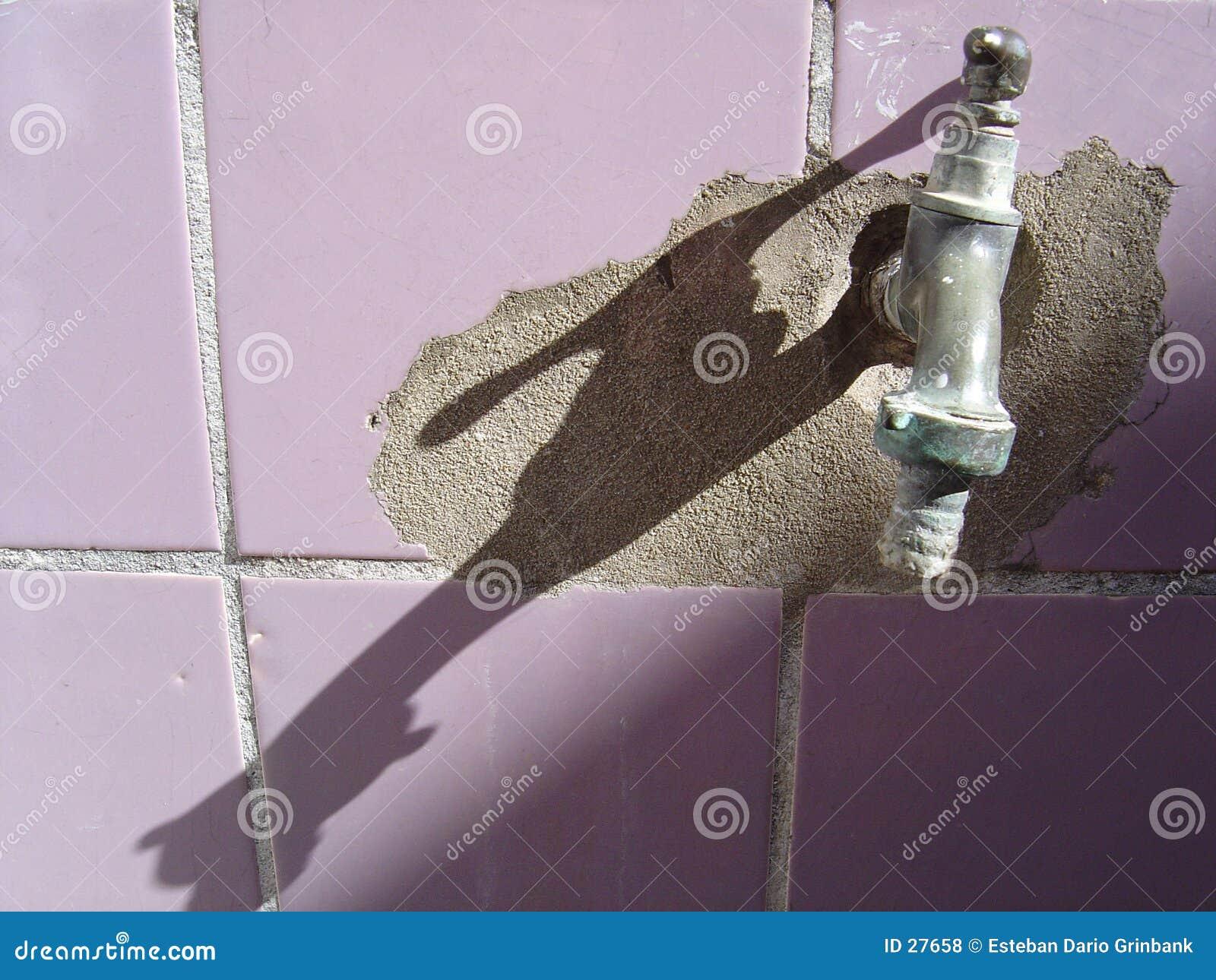 Faucet velho