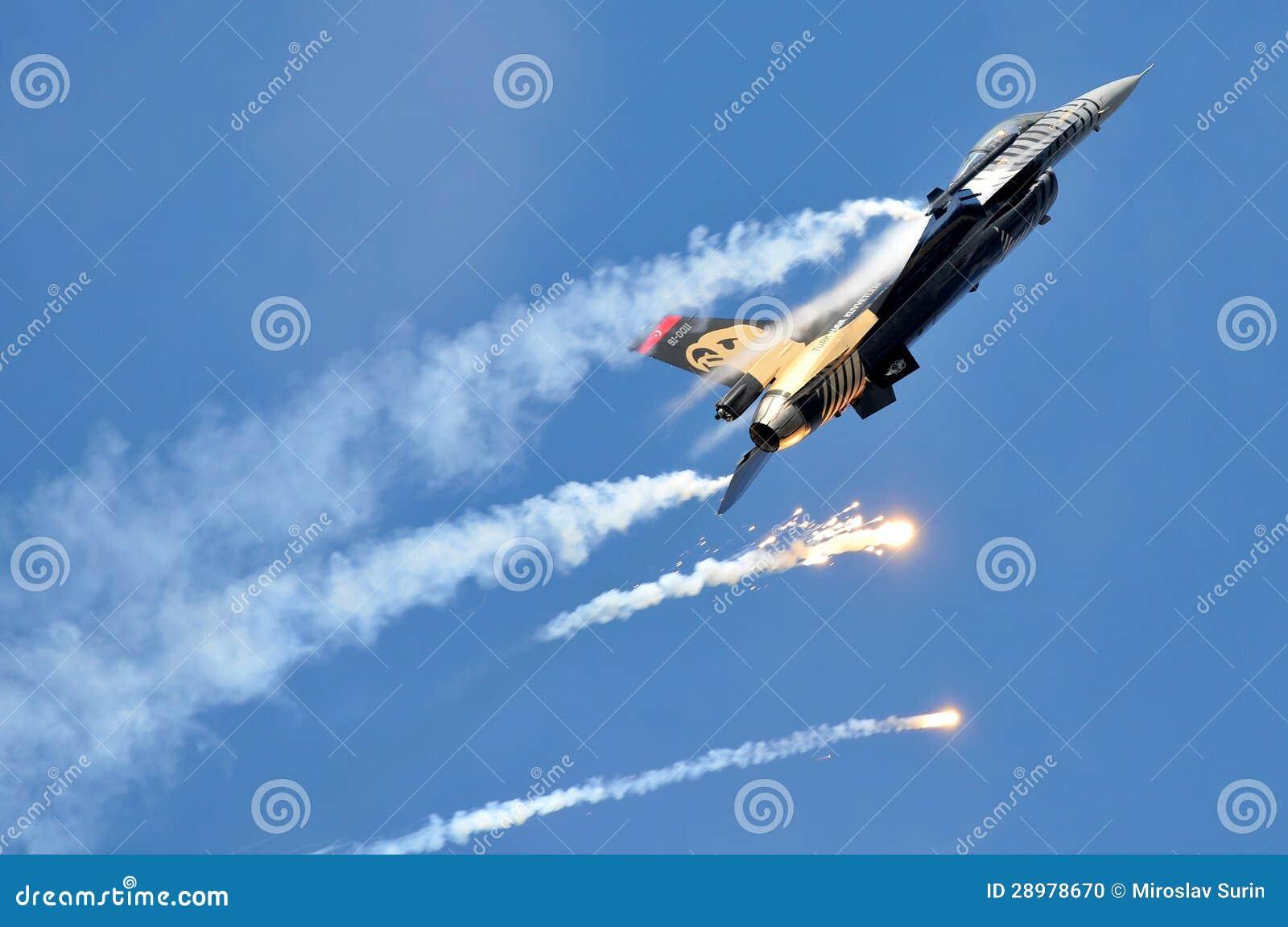 Faucon de nuit de General Dynamics F-16CG