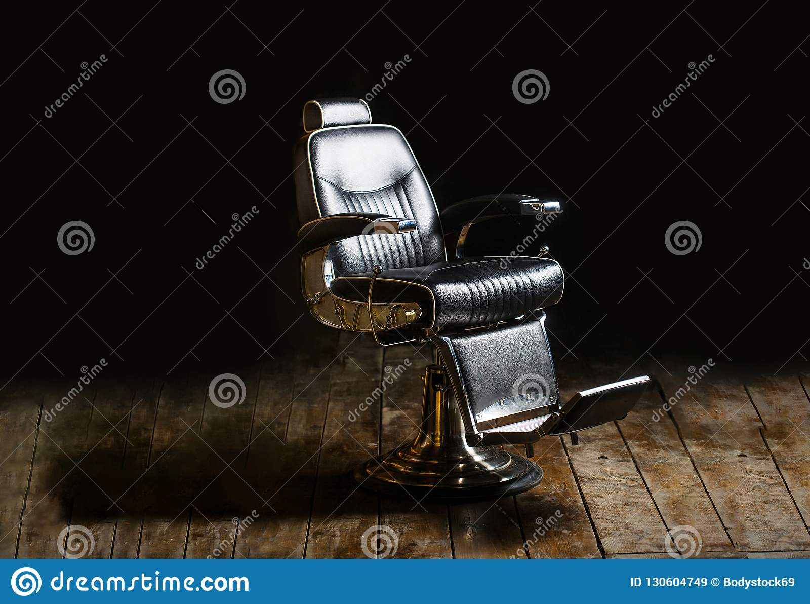 Fauteuil De Raseur-coiffeur, Coiffeur Moderne Et Salon De ...
