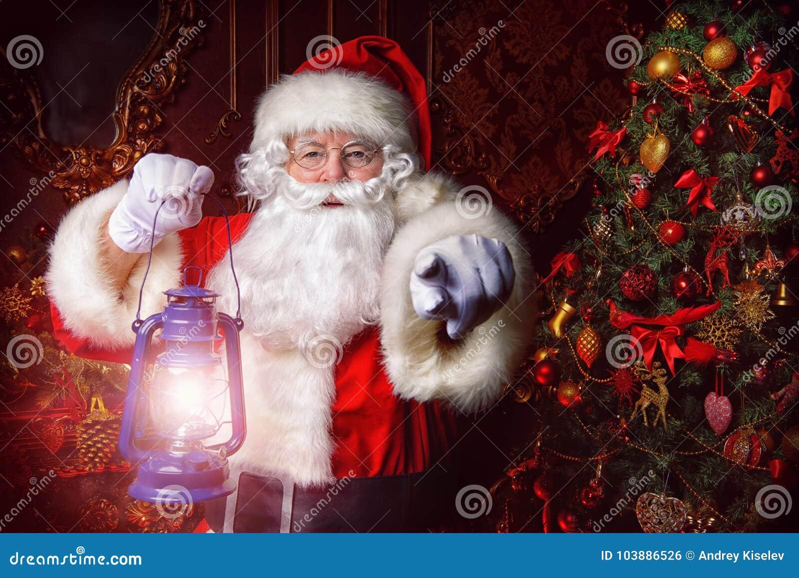 Favola il Babbo Natale
