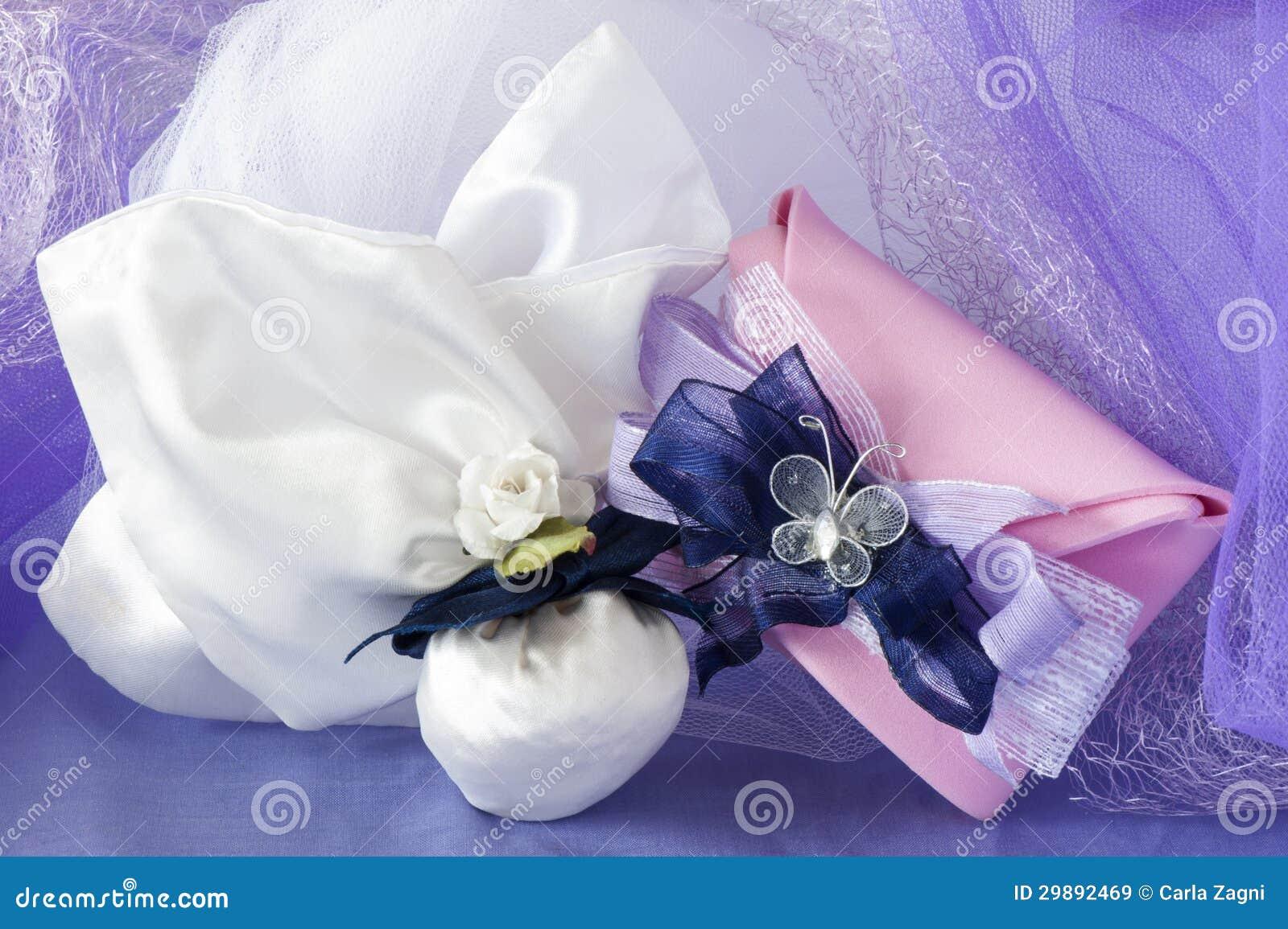 Favores do casamento