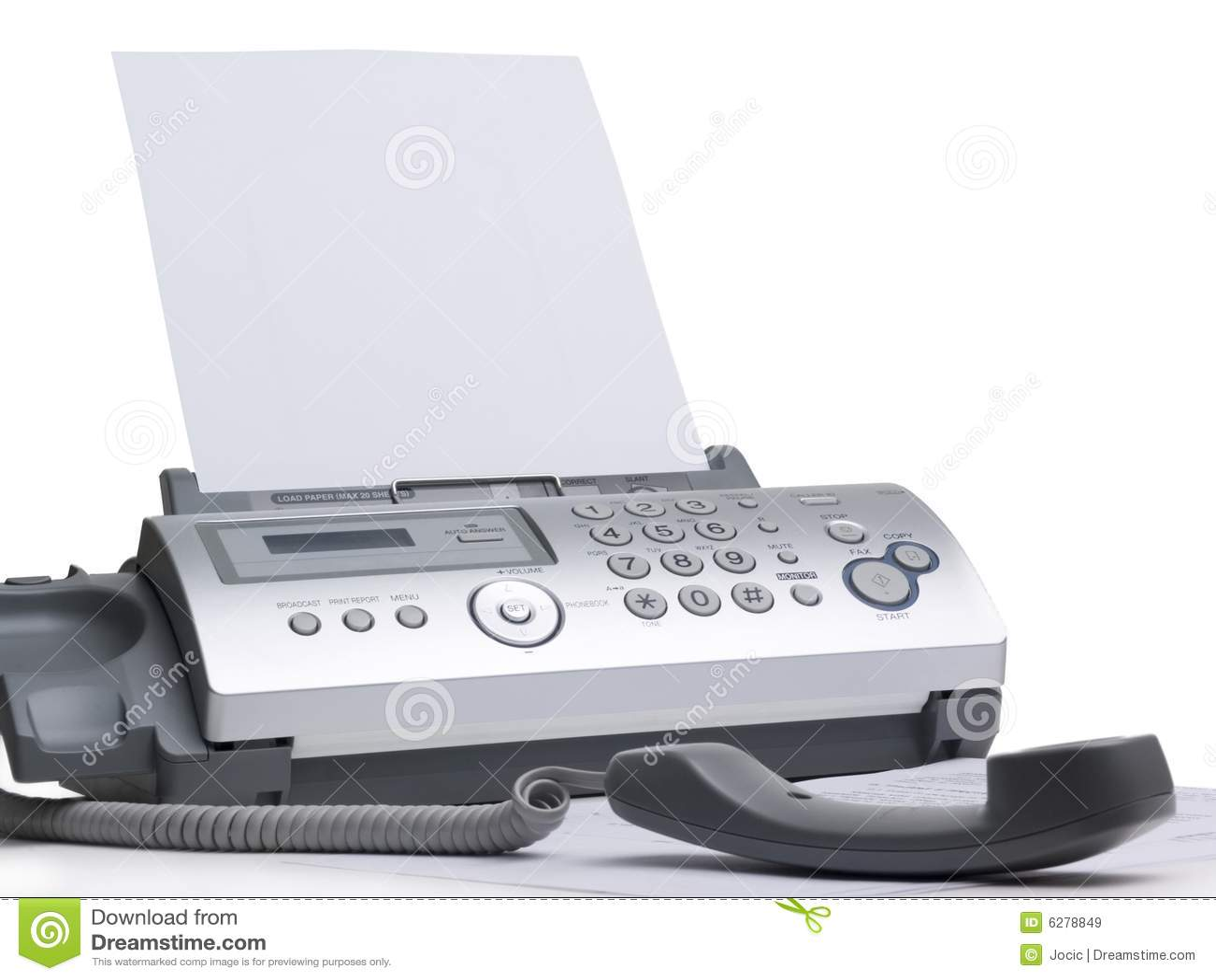 fax machine free