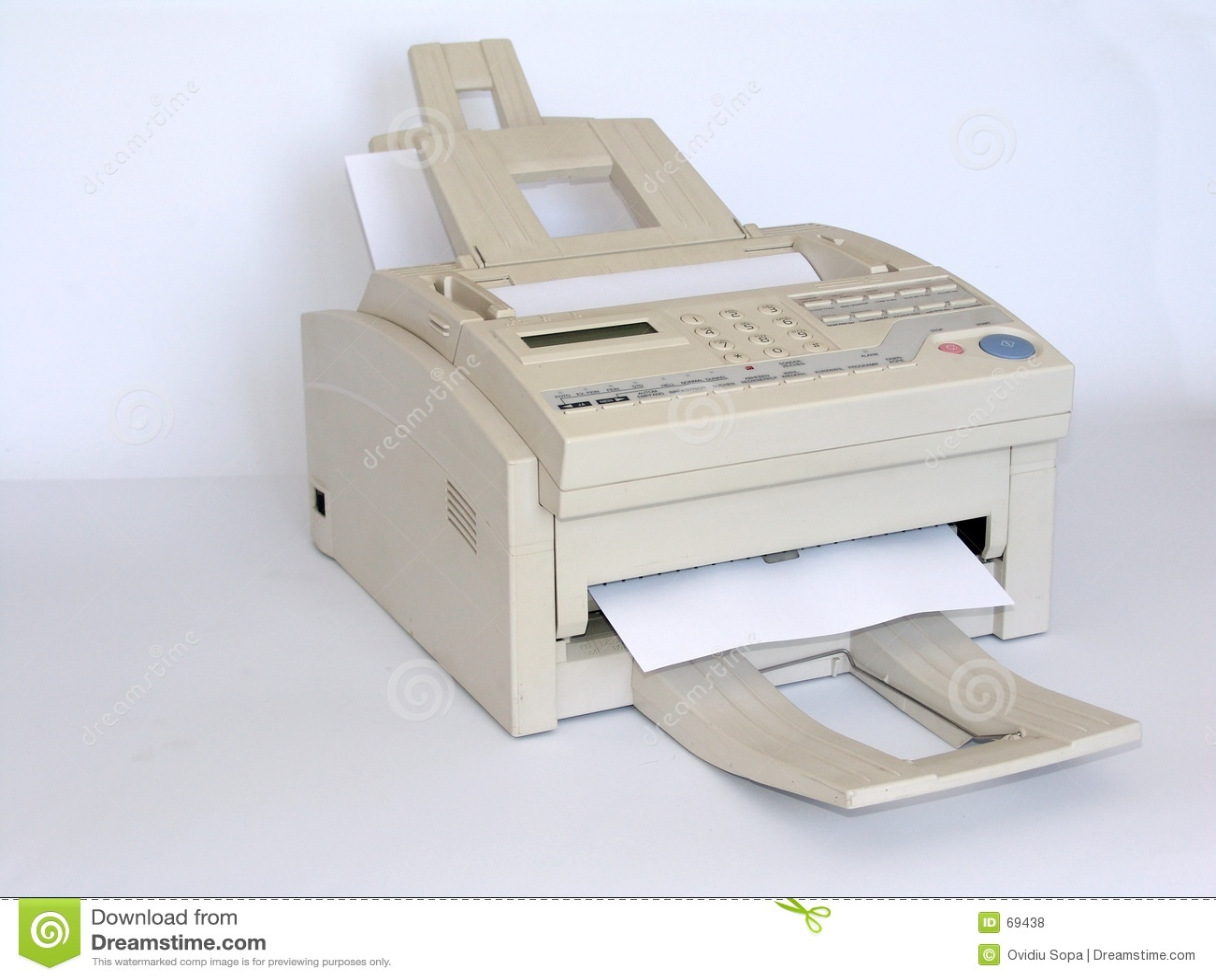 Faxmaskin