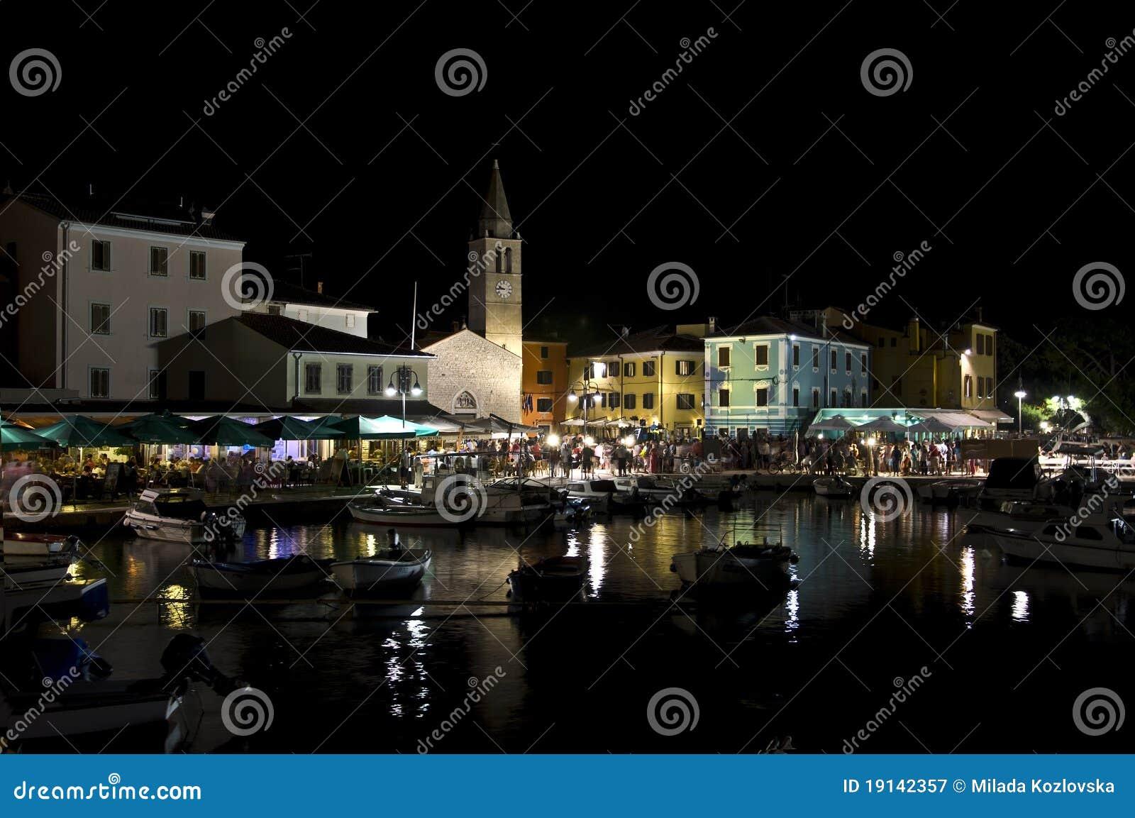 Fazana, Kroatië