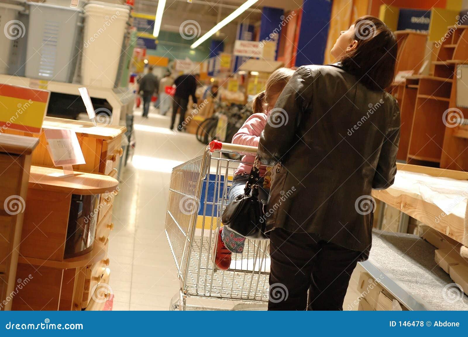 Fazendo a compra