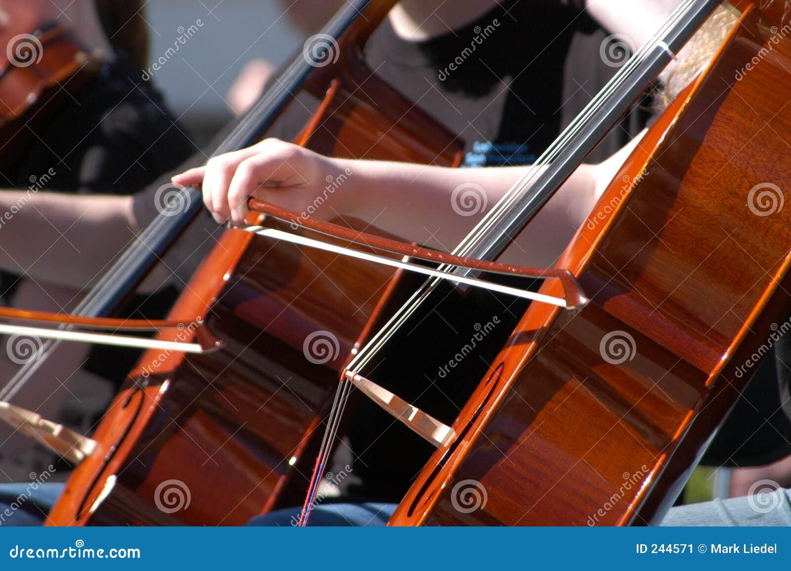 Fazendo a música