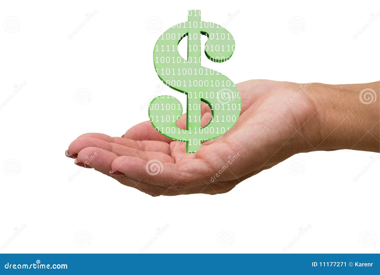 Fazendo o dinheiro no Internet