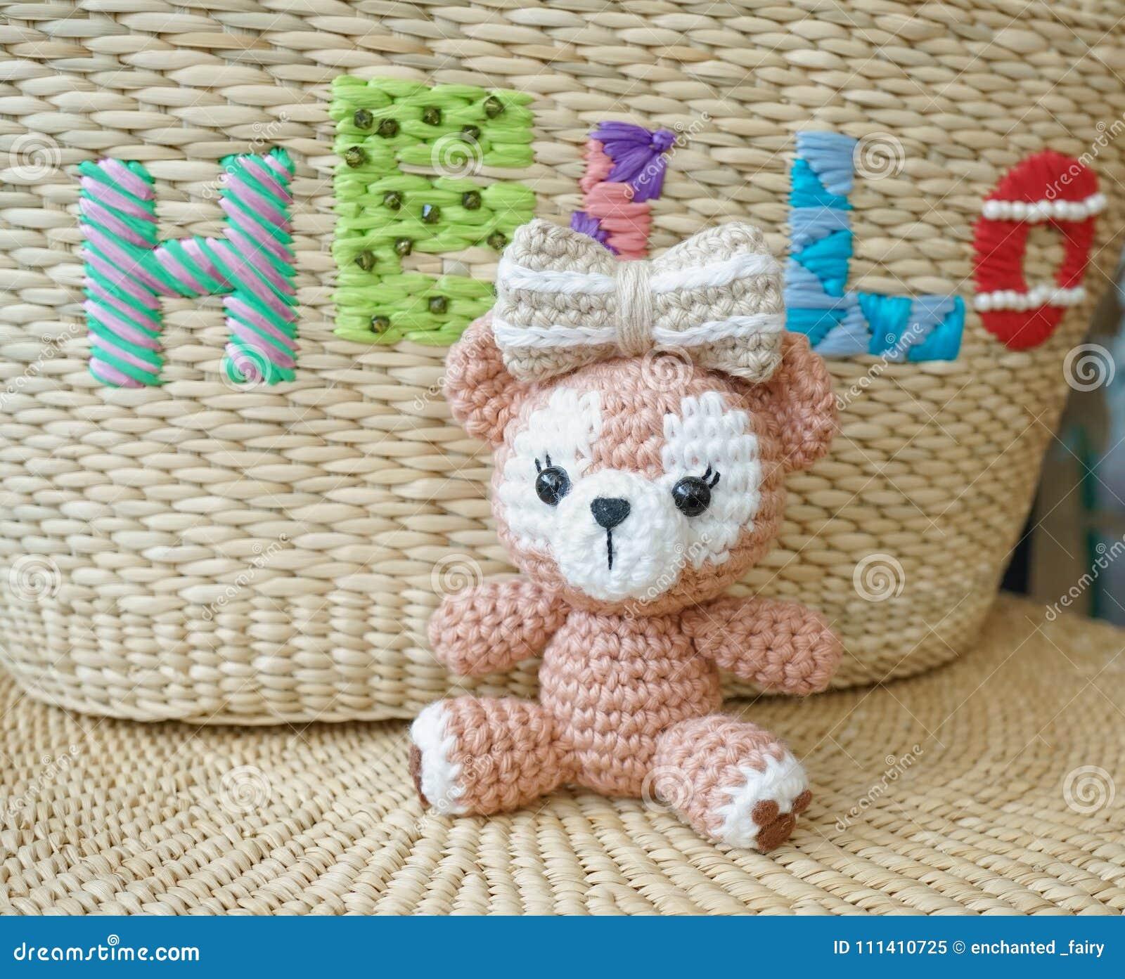 Urso Friends amigurumi-crochê no Elo7 | Abelhinha Crocheteira (9DB654) | 1149x1300