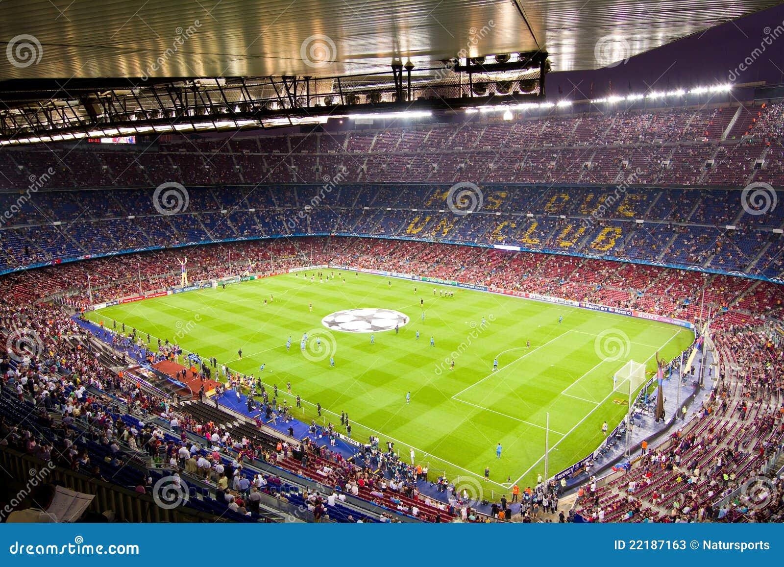 FC στάδιο της Βαρκελώνης