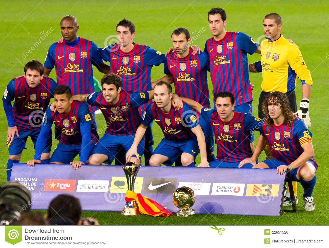 Image Result For Football Club Barcelona Team