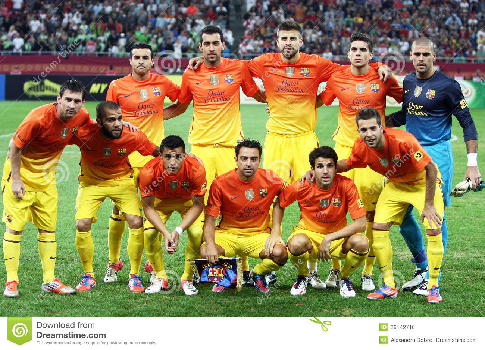 barcelona fussball spiel