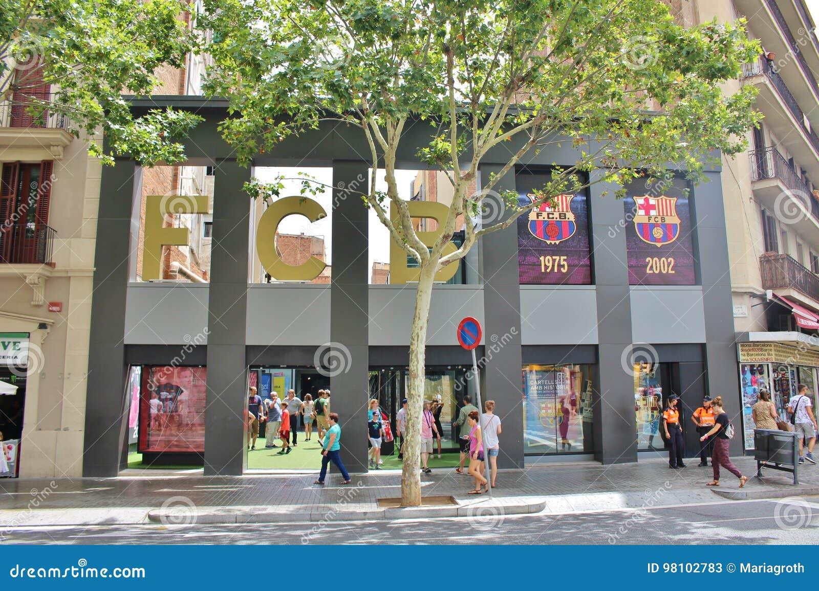 b25c7a0522e69 Fc barcelona official store editorial stock photo image of play jpg  1300x956 Sagrada familia store