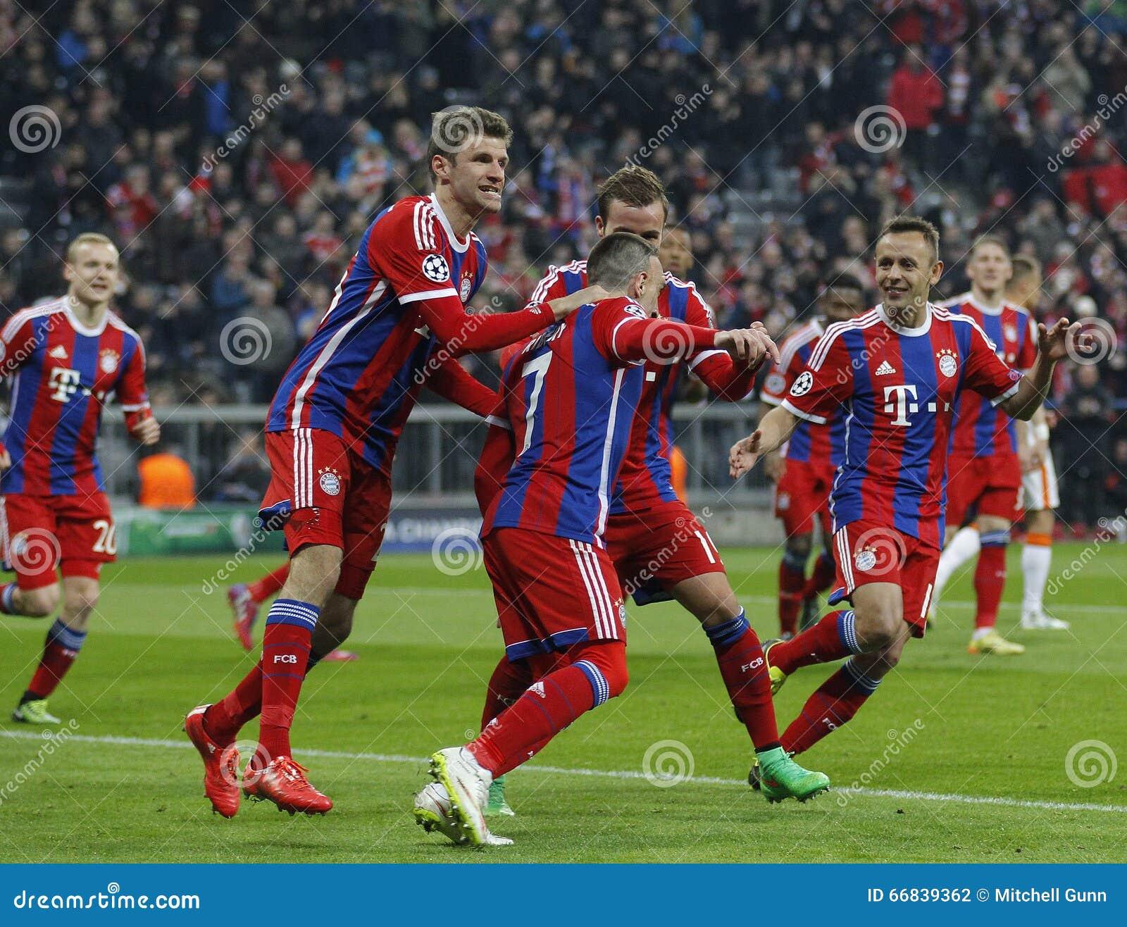 FC Beieren Muenchen v FC Shakhtar Donetsk - UEFA-Kampioenenliga