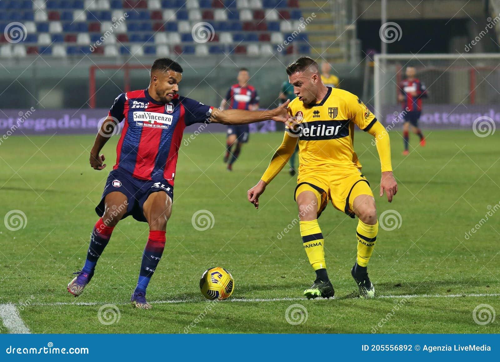 FC Crotone vs Parma Calcio editorial photography. Image of crotone -  205556892