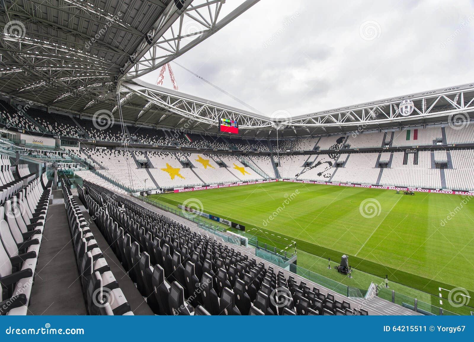 FC Juventus Stadium editorial photo. Image of field ...