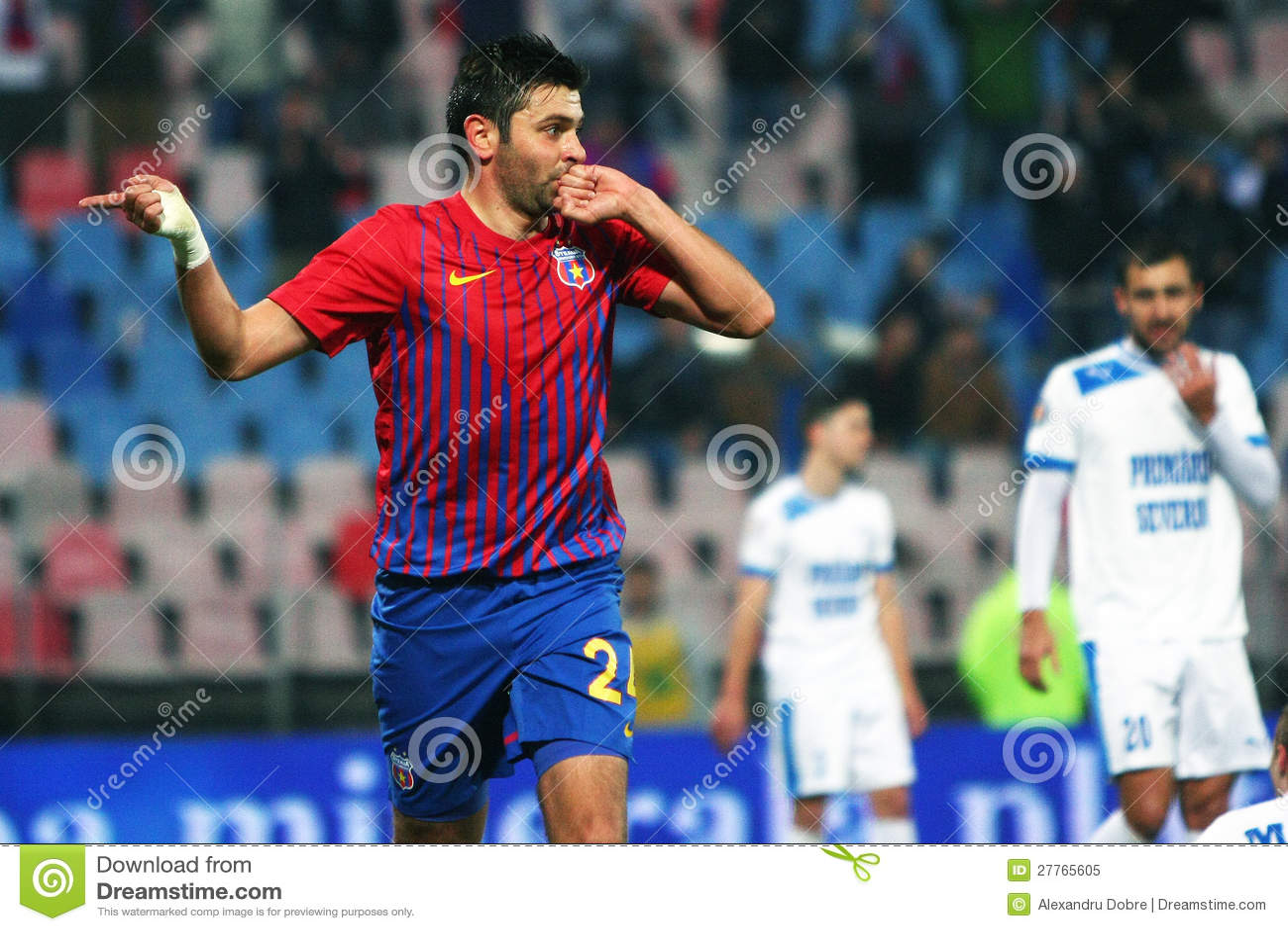 FC Steaua Bucarest - FC Turnu Severin